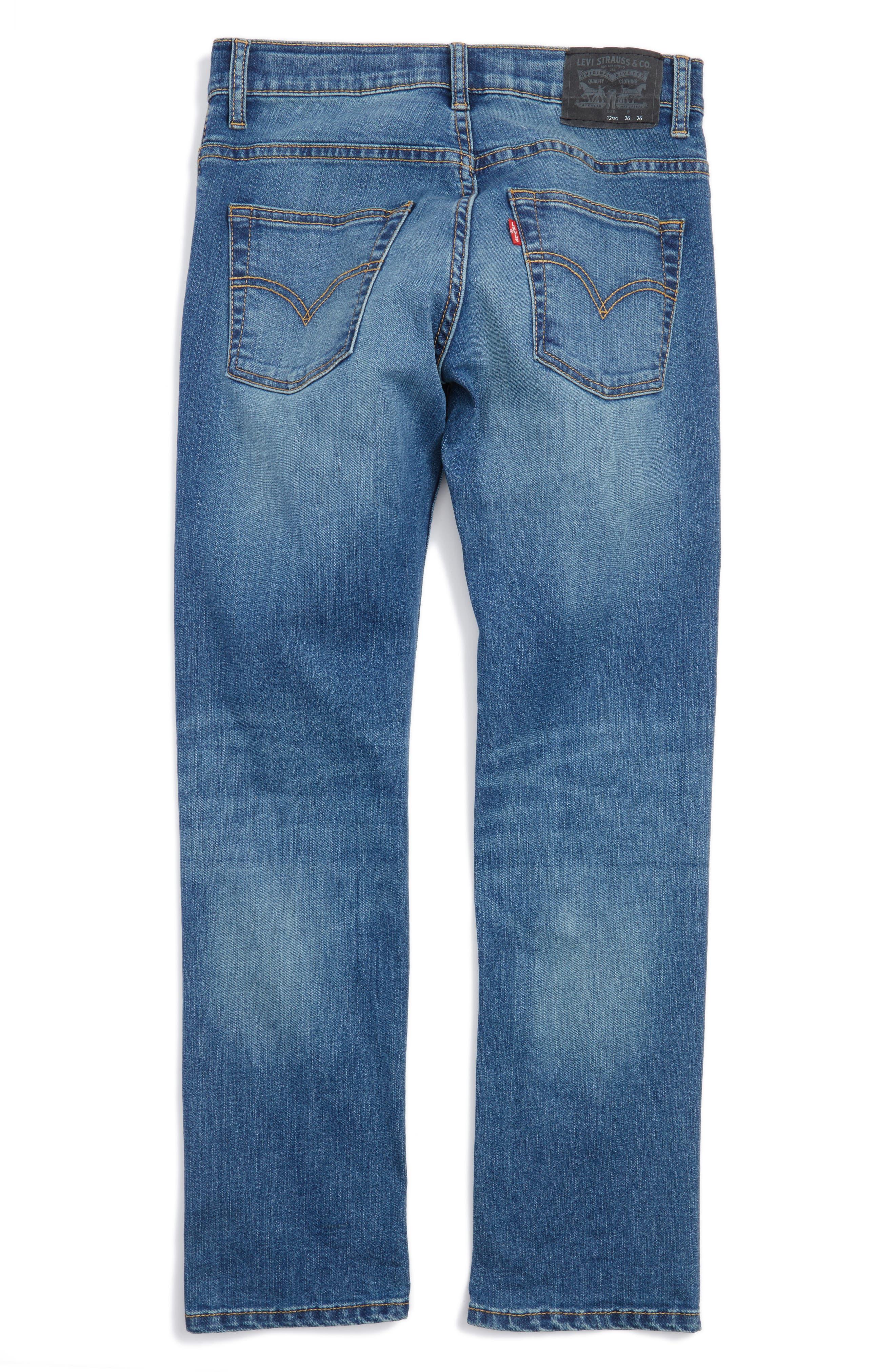 '511<sup>™</sup>' Slim Fit Jeans,                             Alternate thumbnail 5, color,                             Obsidian