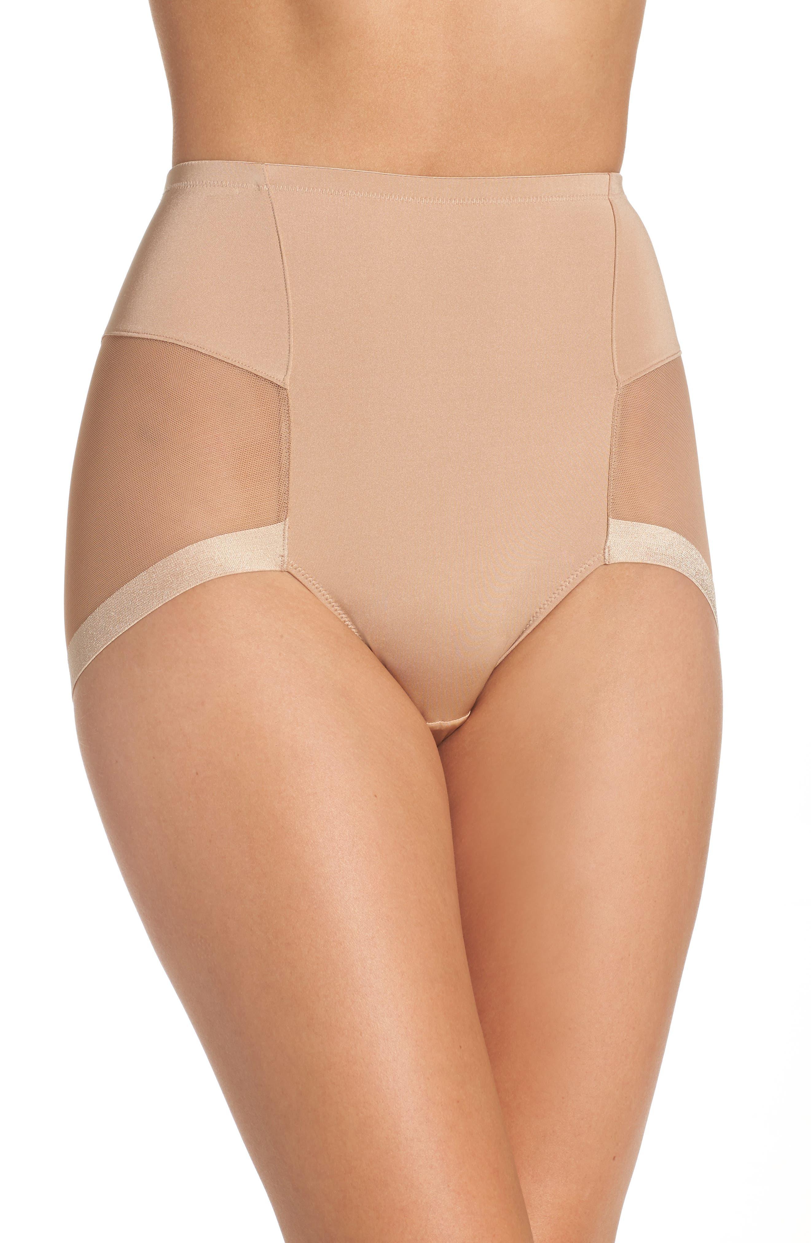 Alternate Image 1 Selected - Le Mystère Infinite High Waist Shaper Panties