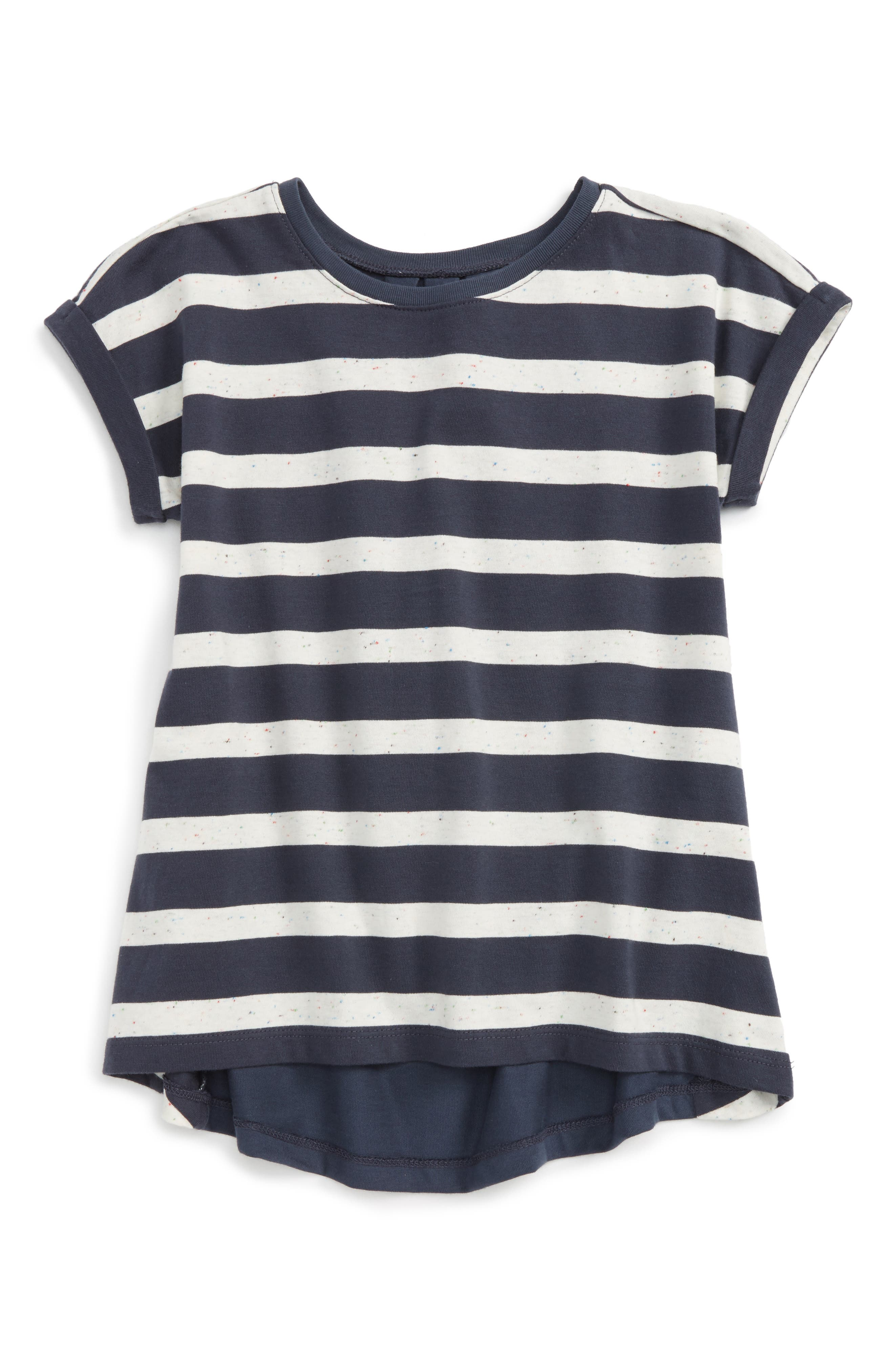 Alternate Image 1 Selected - Tea Collection Saorsa Pleated Top (Toddler Girls, Little Girls & Big Girls)