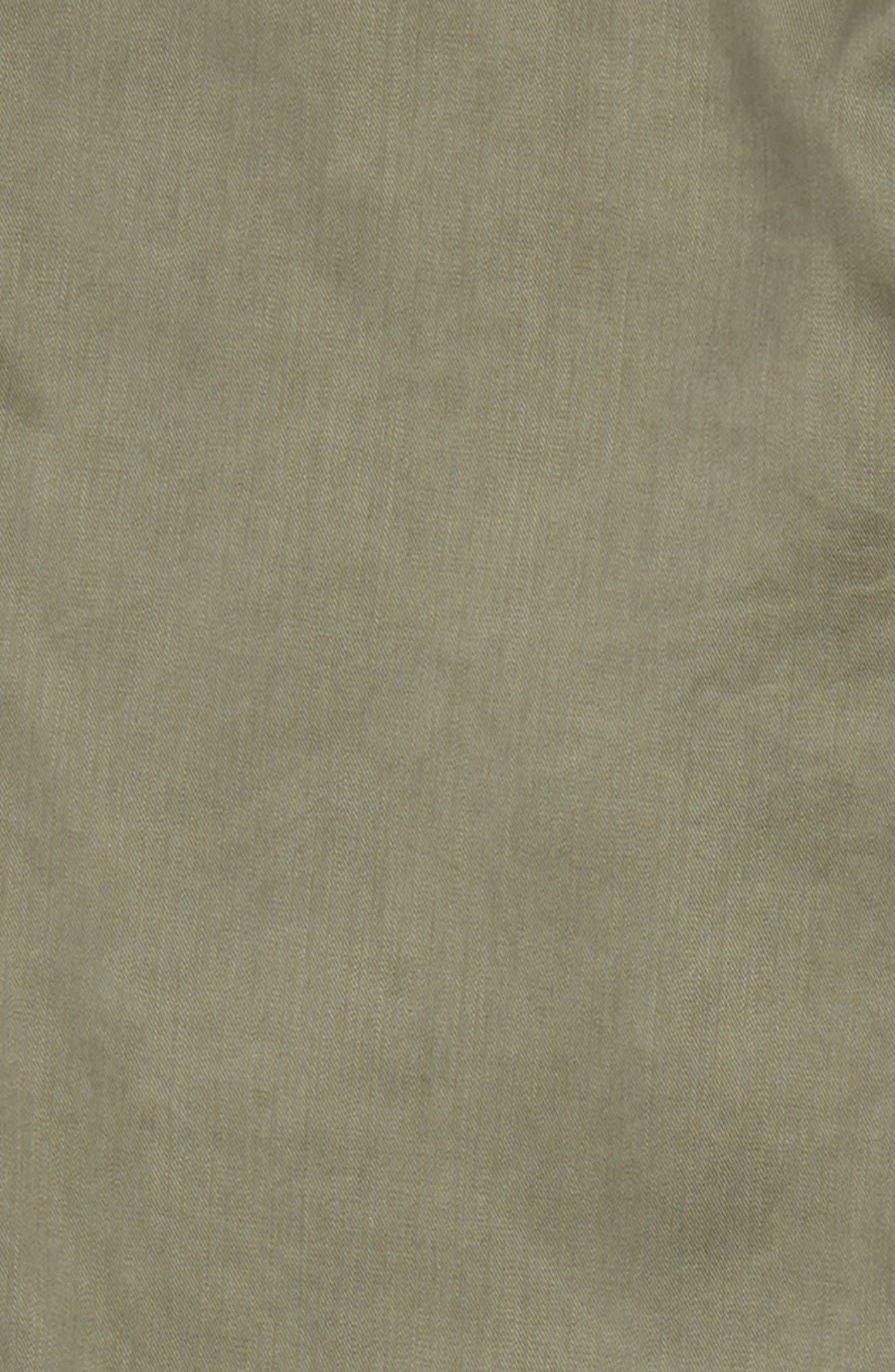 Woven Jogger Pants,                             Alternate thumbnail 5, color,                             Olive Grove