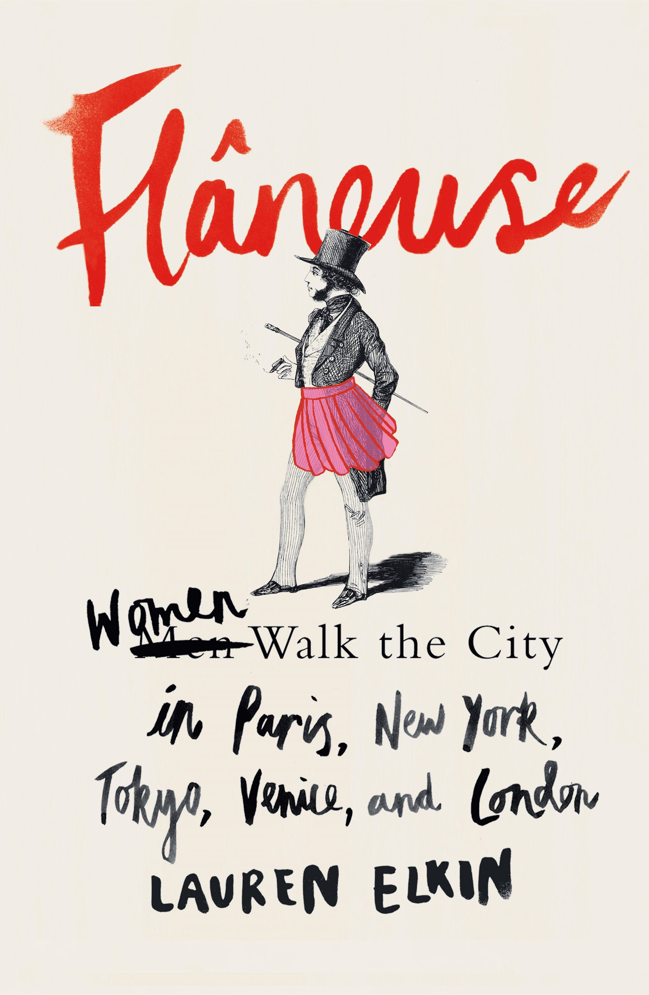 Flaneuse: Women Walk the City Book