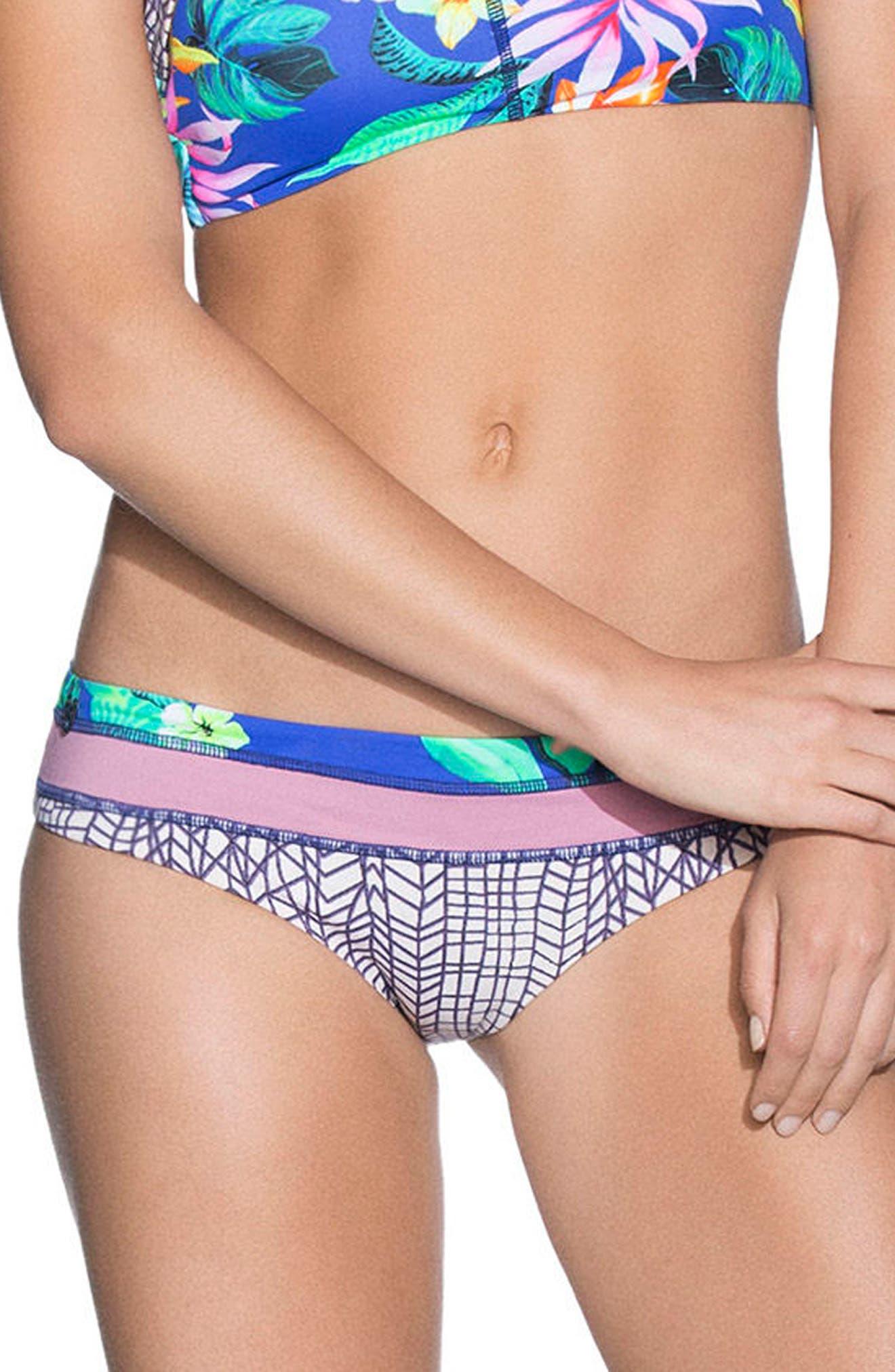 Maaji Spiritual Surfer Reversible Bikini Bottoms