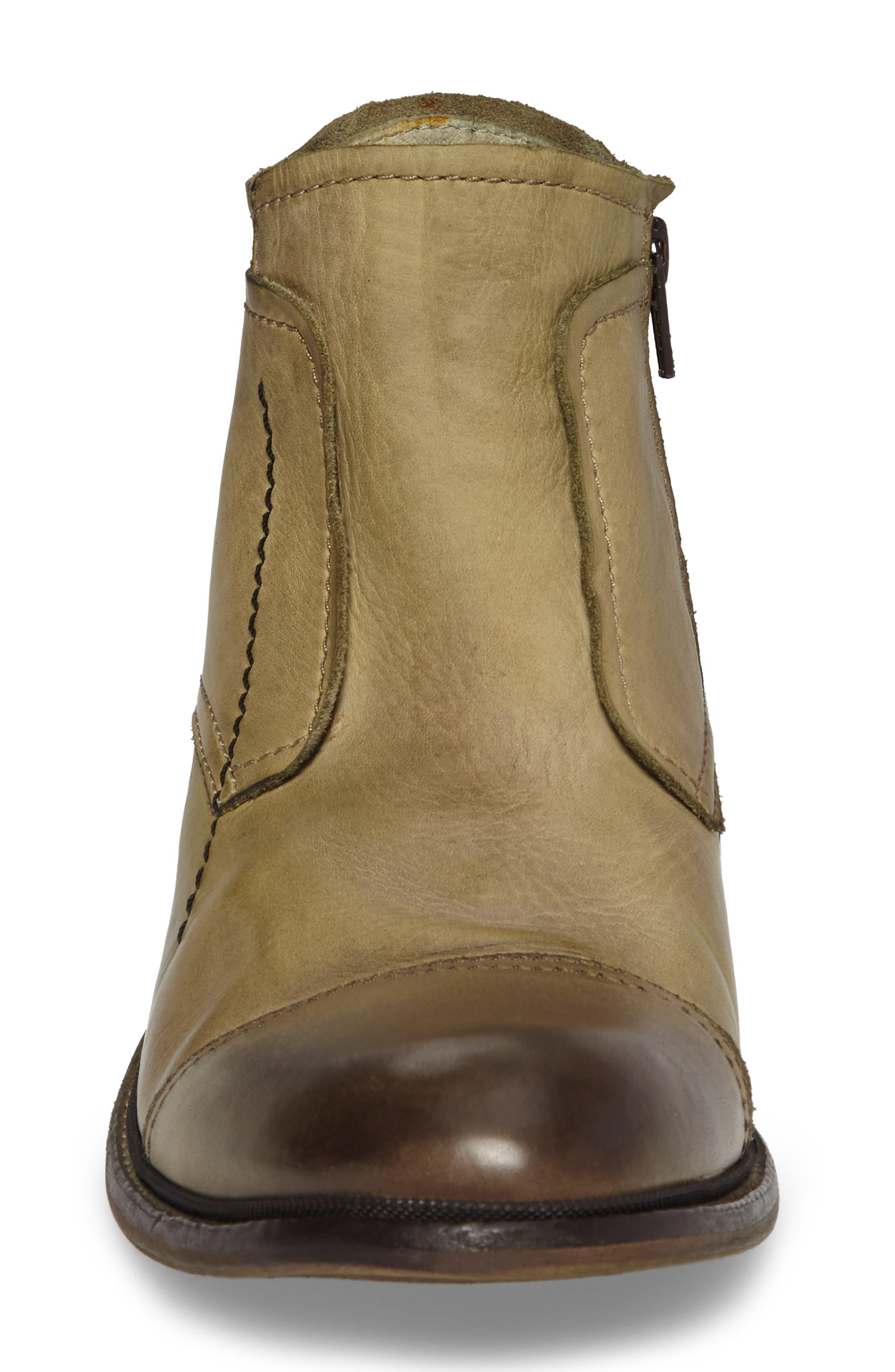 Hale Low Cap Toe Boot,                             Alternate thumbnail 5, color,                             Salvia