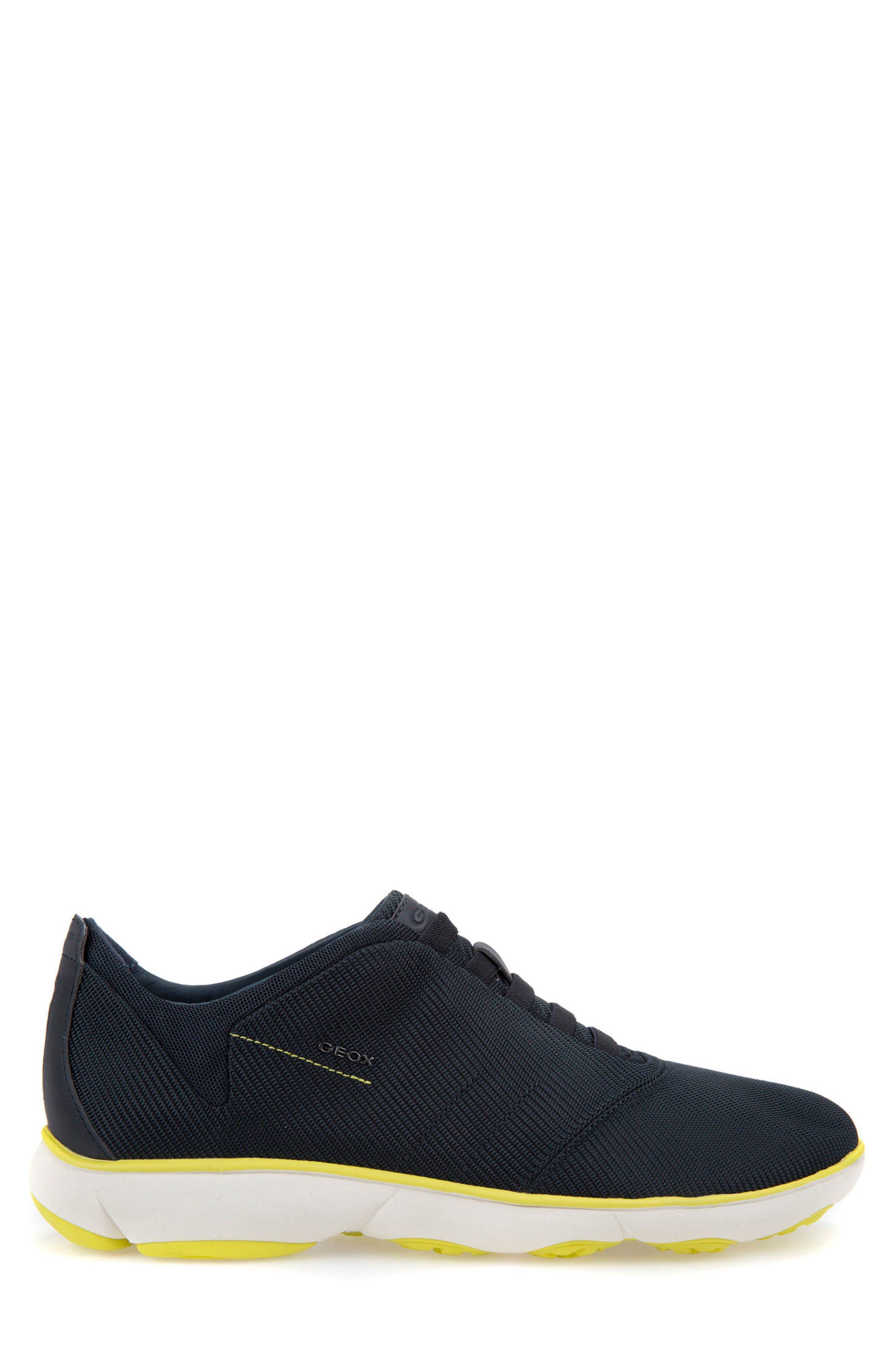 Nebula 35 Slip-On Sneaker,                             Alternate thumbnail 3, color,                             Navy