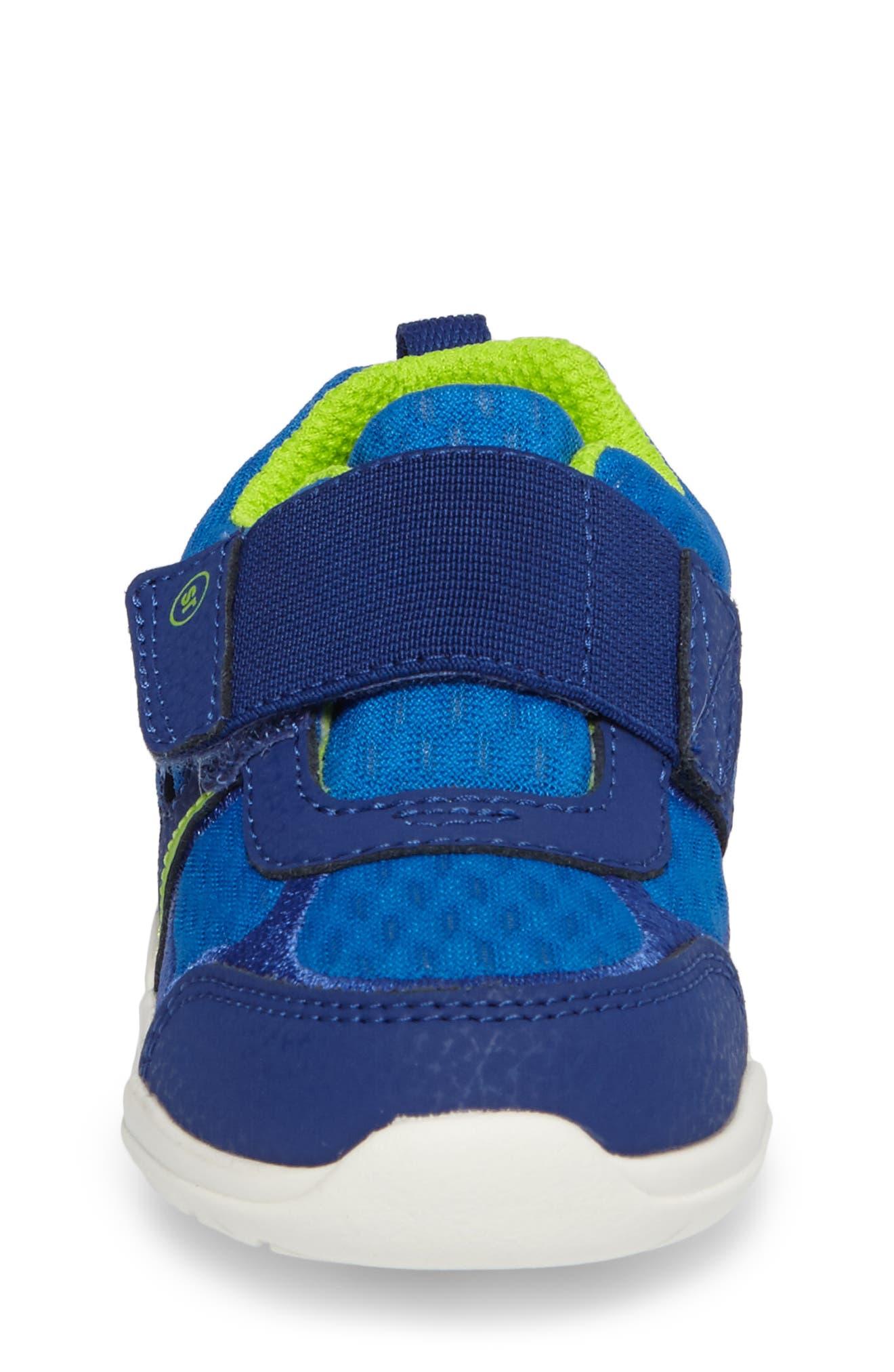 Alternate Image 4  - Stride Rite Casey Sneaker (Baby, Toddler & Walker)