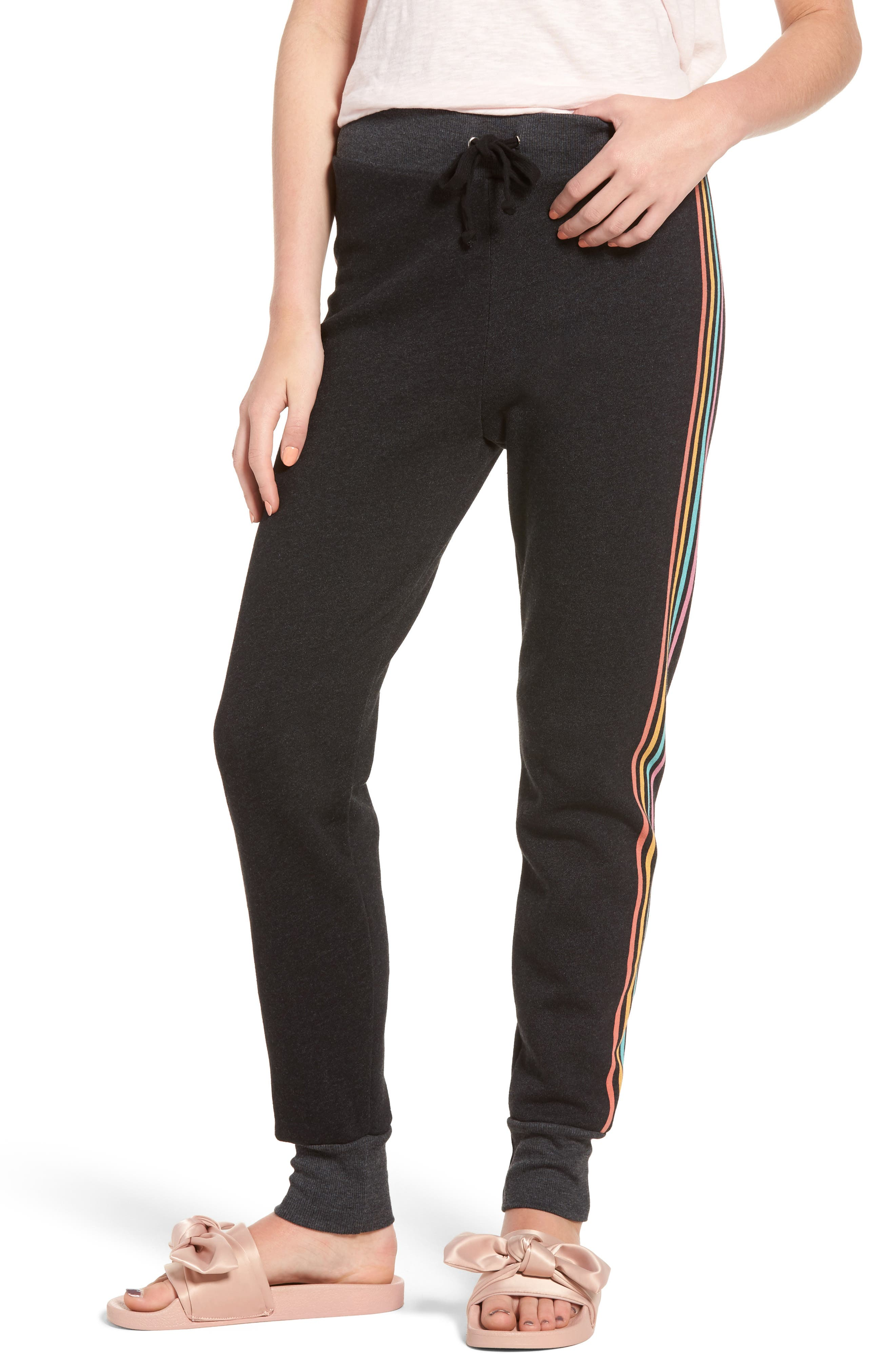 Alternate Image 1 Selected - Wildfox '80s Track Star Knox Sweatpants