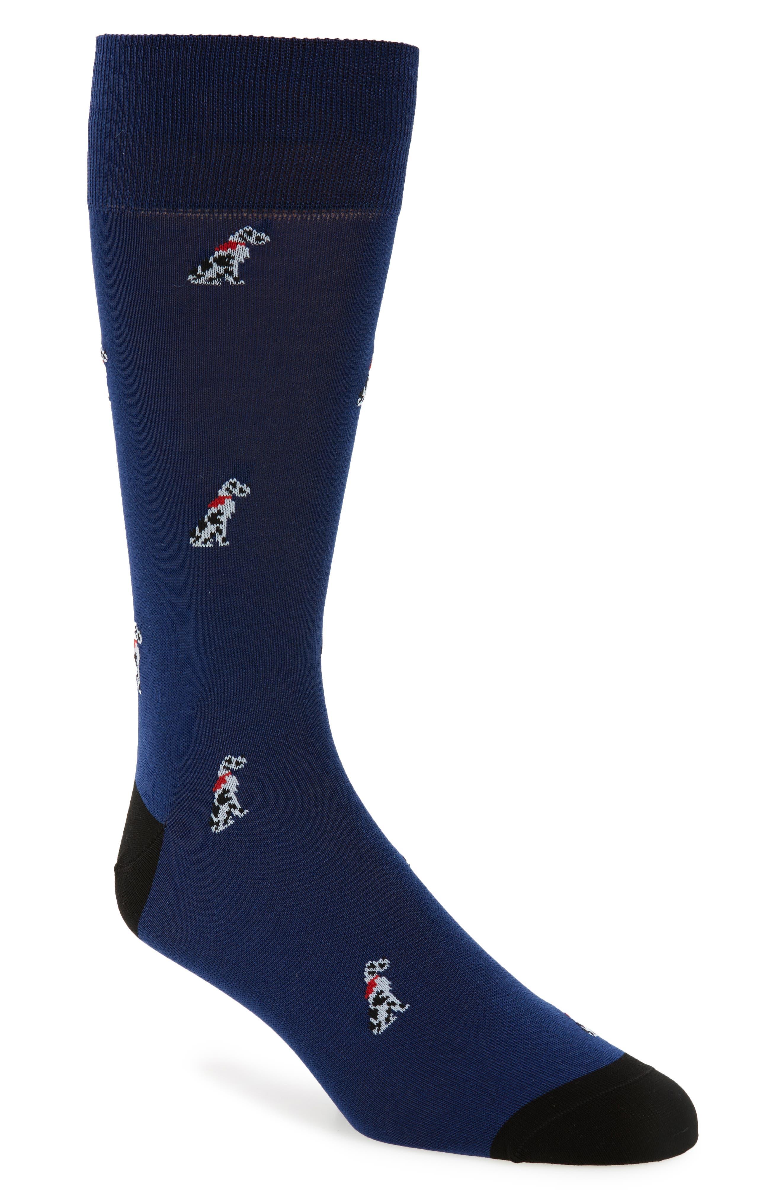 Alternate Image 1 Selected - Paul Smith Dog Socks