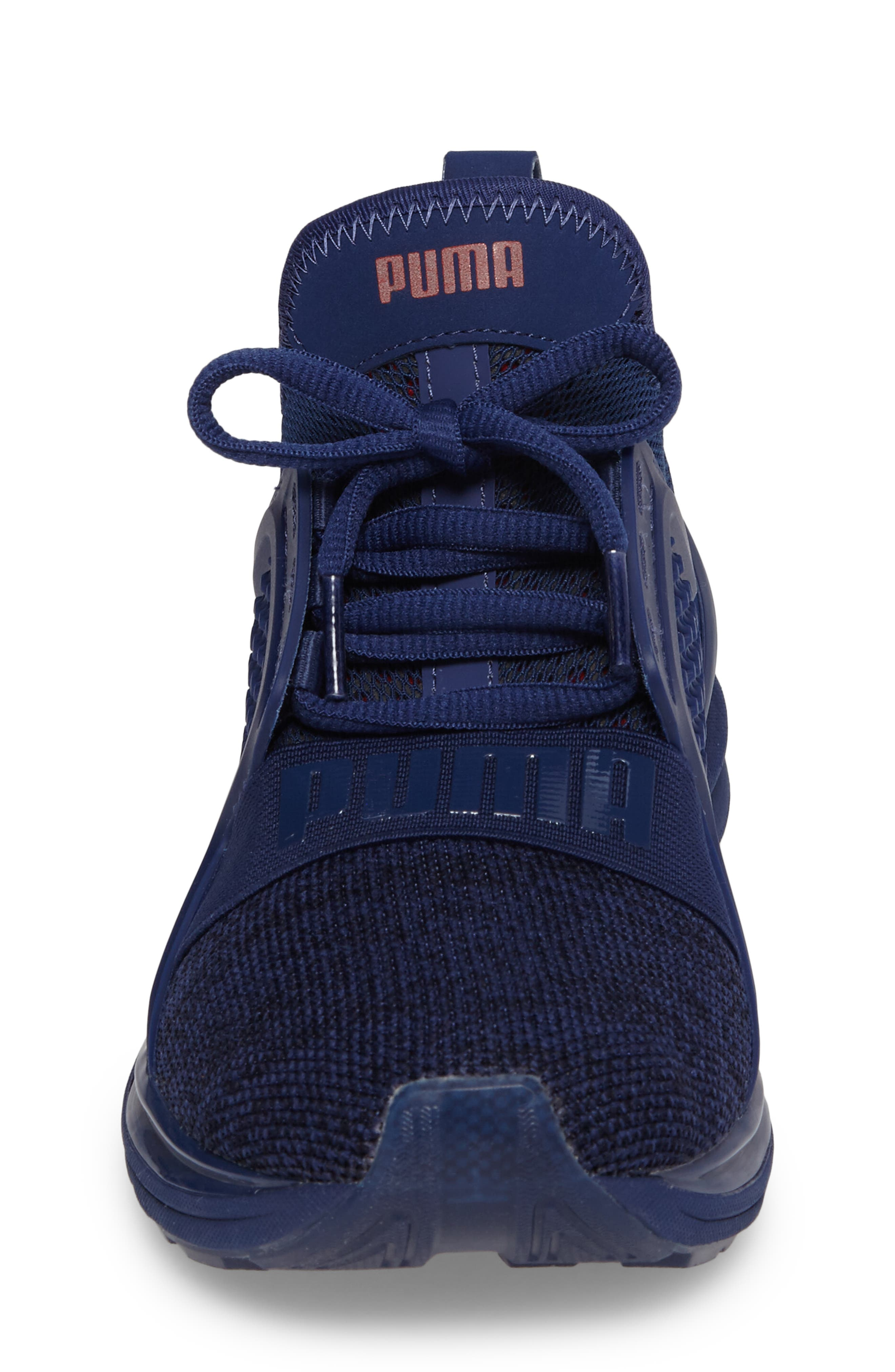Alternate Image 4  - PUMA Ignite Limitless Sneaker (Big Kid)