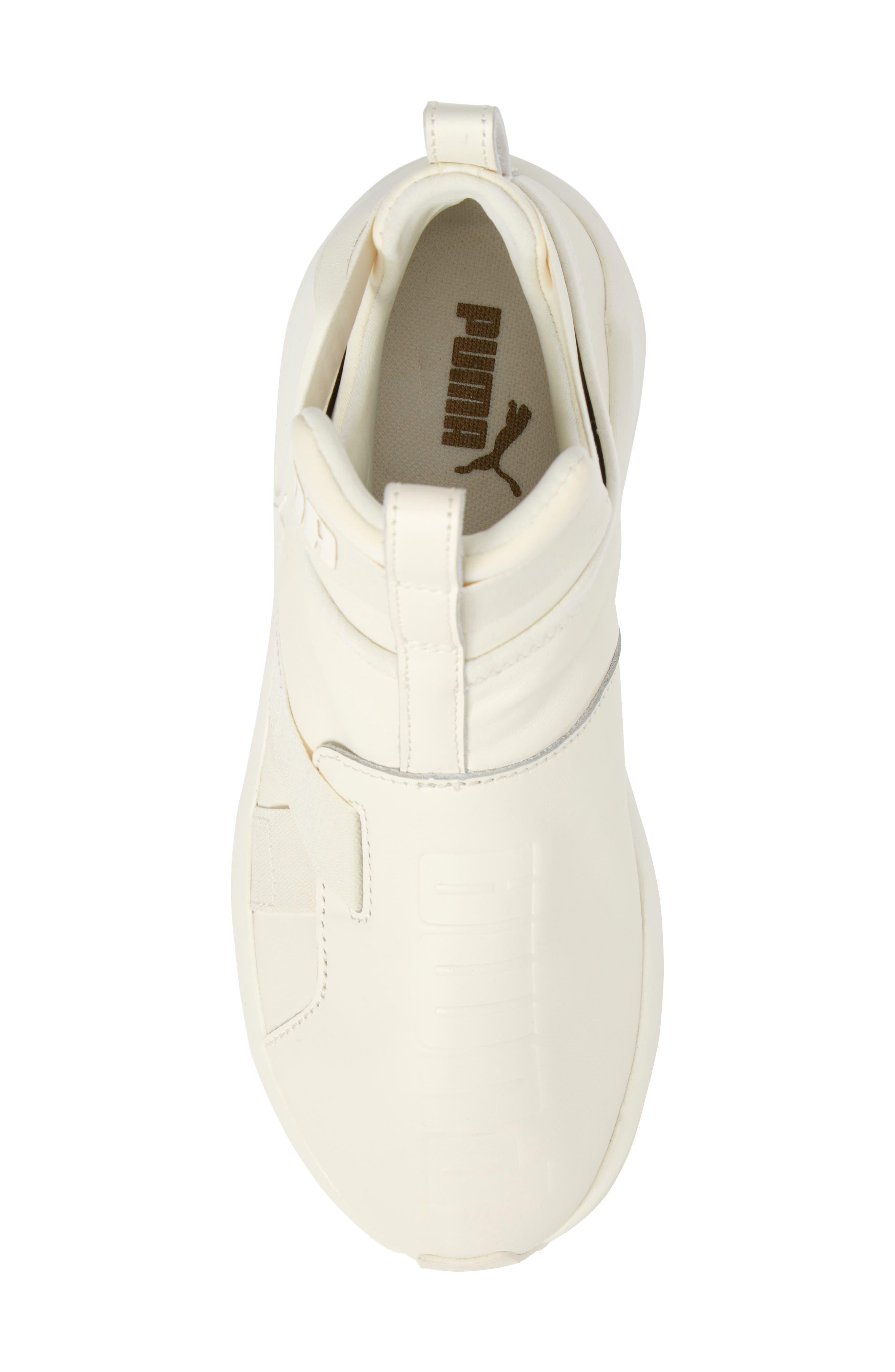 Alternate Image 5  - PUMA Fierce Strap Training Sneaker (Women)
