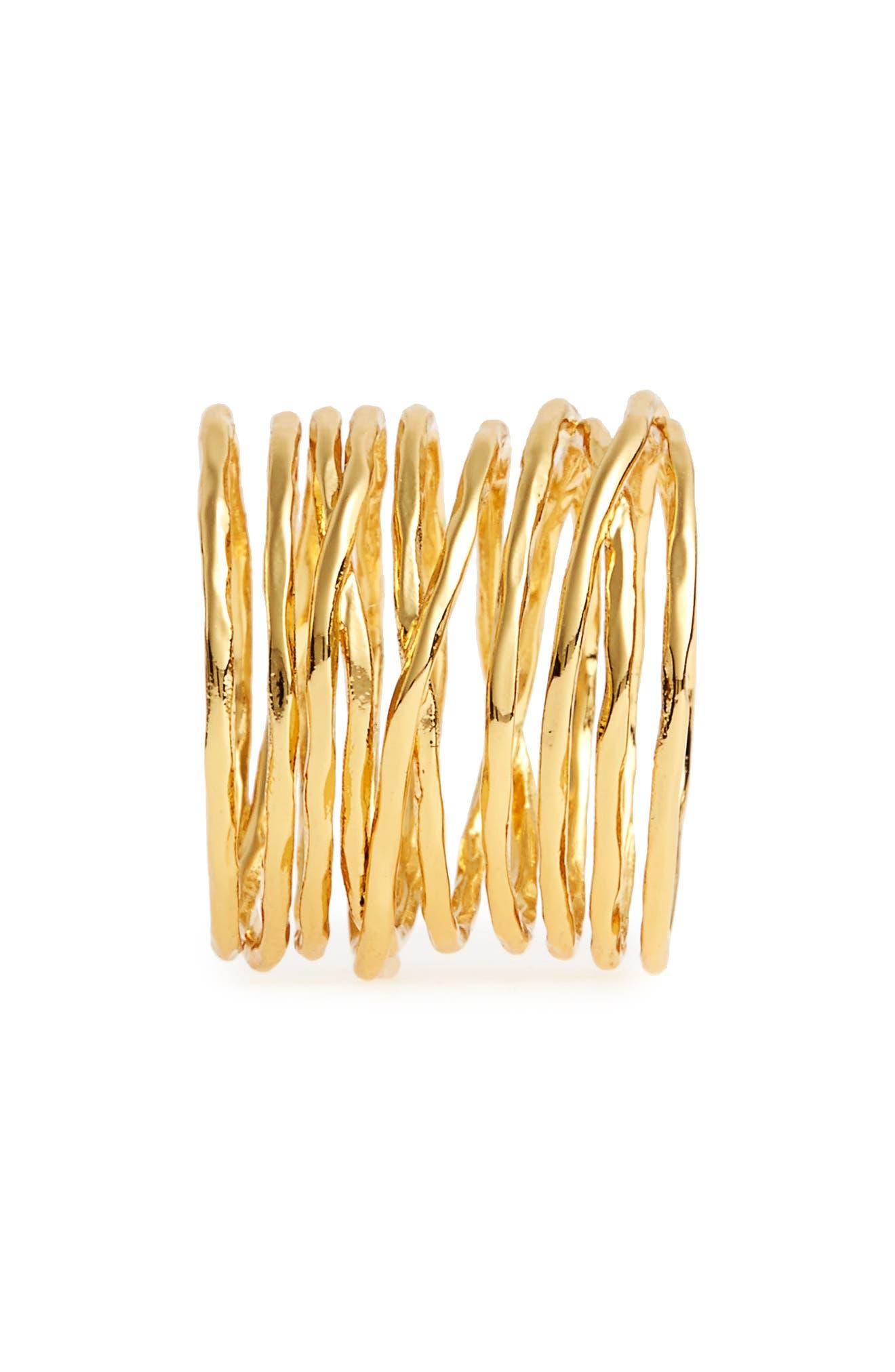 Alternate Image 3  - gorjana 'Lola' Coil Ring