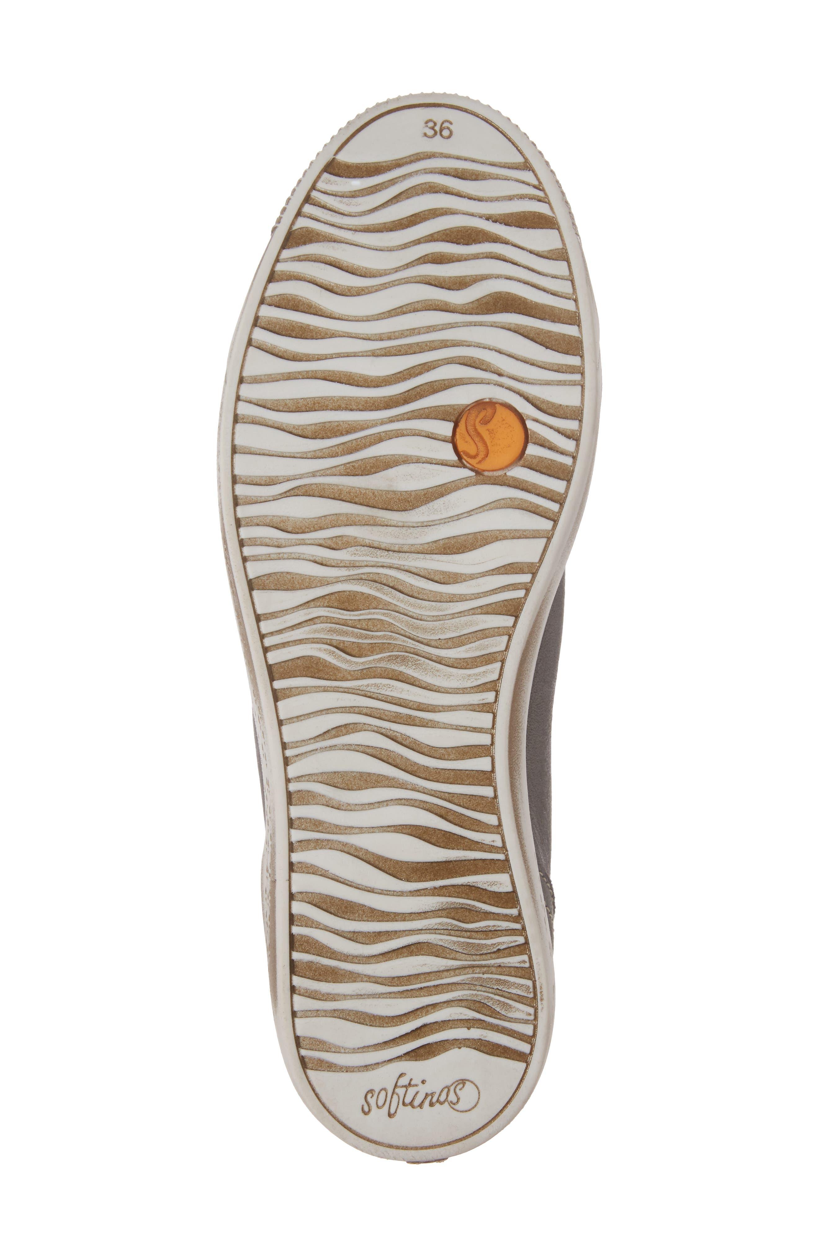 Alternate Image 6  - Softinos by Fly London Kip High Top Sneaker (Women)