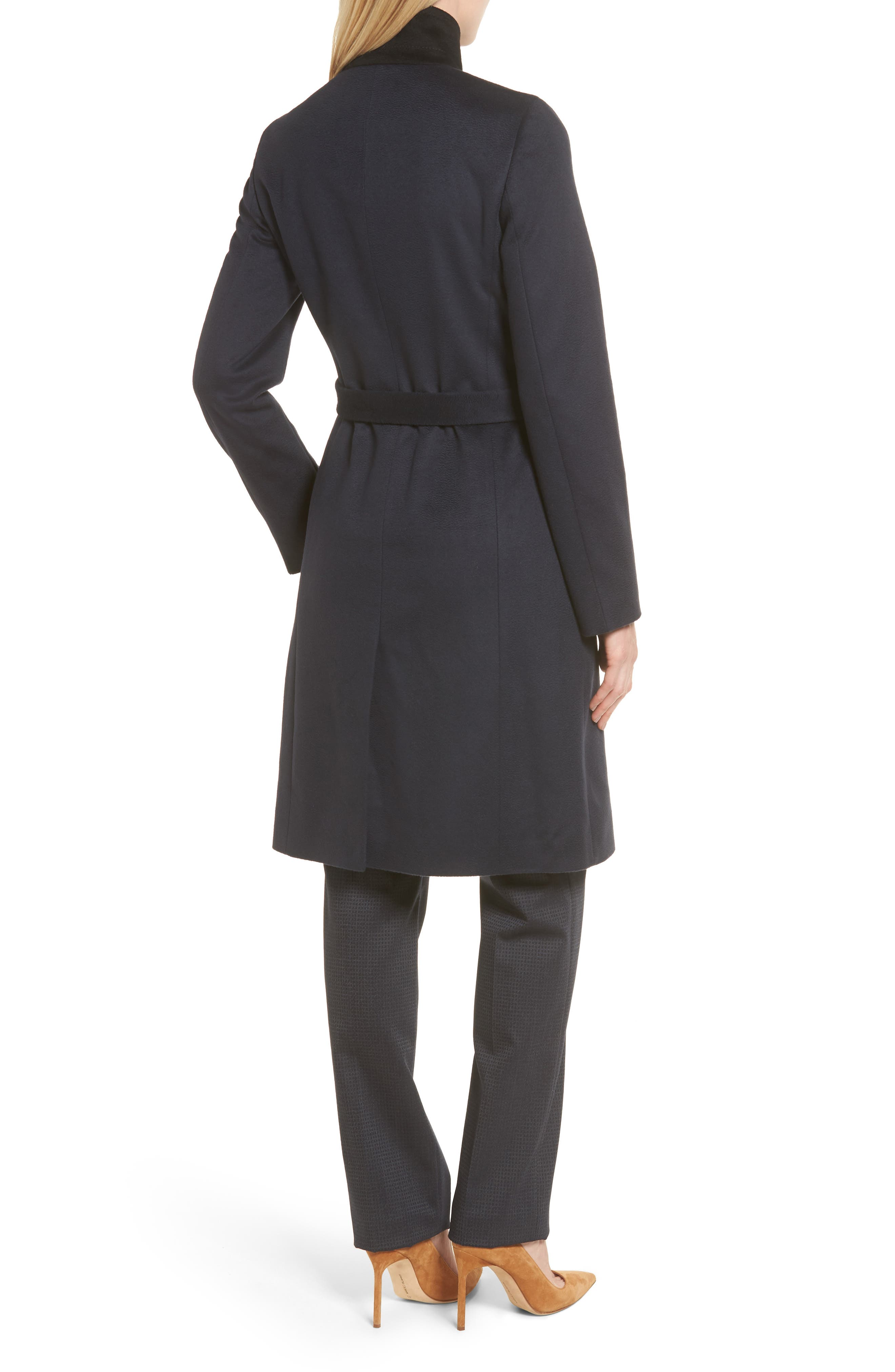 Alternate Image 2  - BOSS Cargona Wool Coat