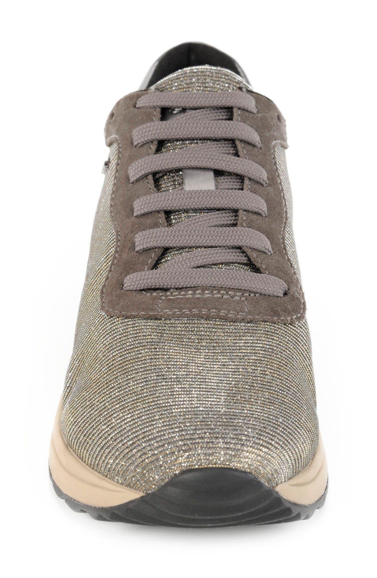Alternate Image 4  - Geox Airell Sneaker (Women)