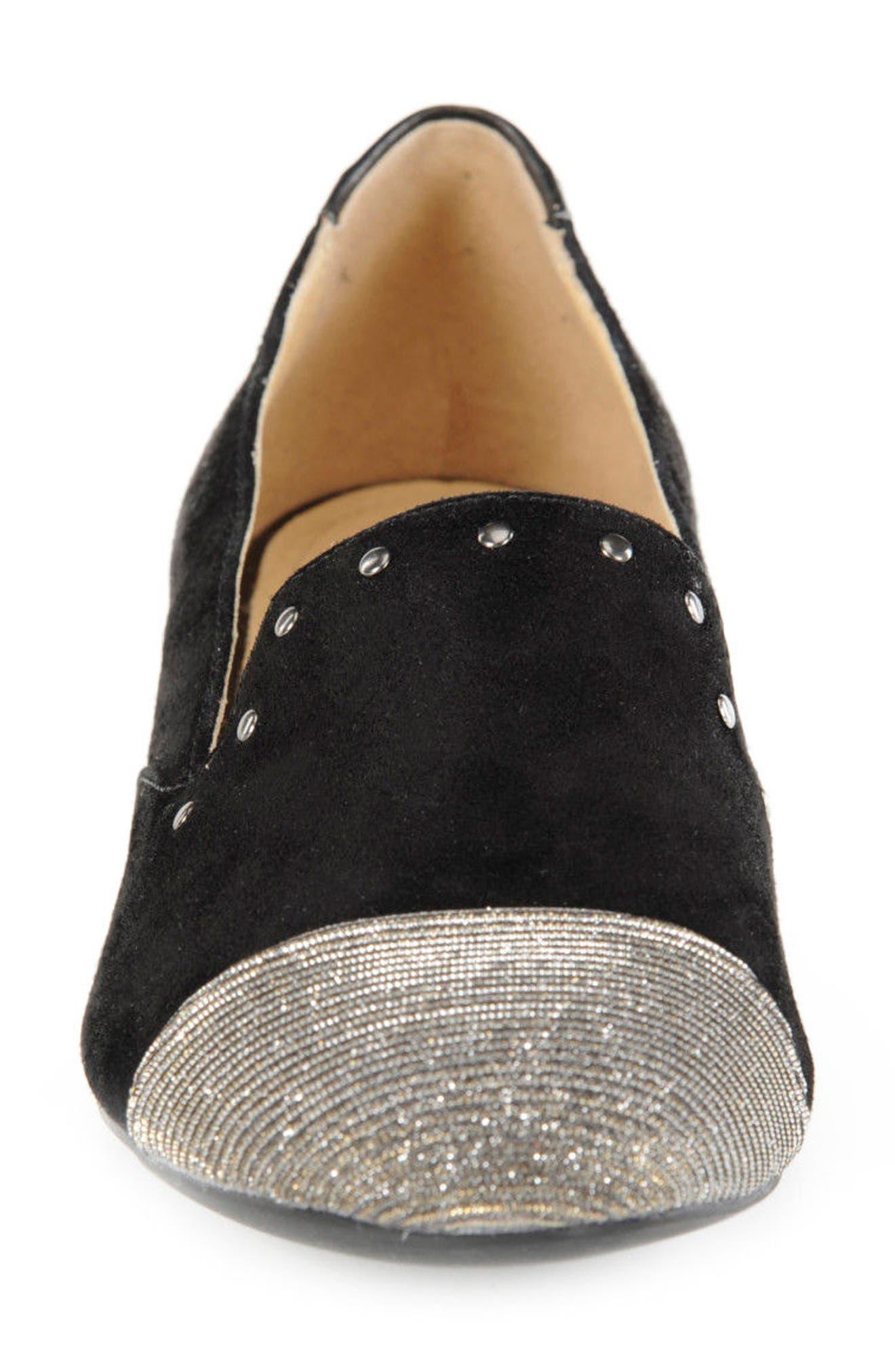 Alternate Image 4  - Geox Wistrey Cap Toe Loafer (Women)