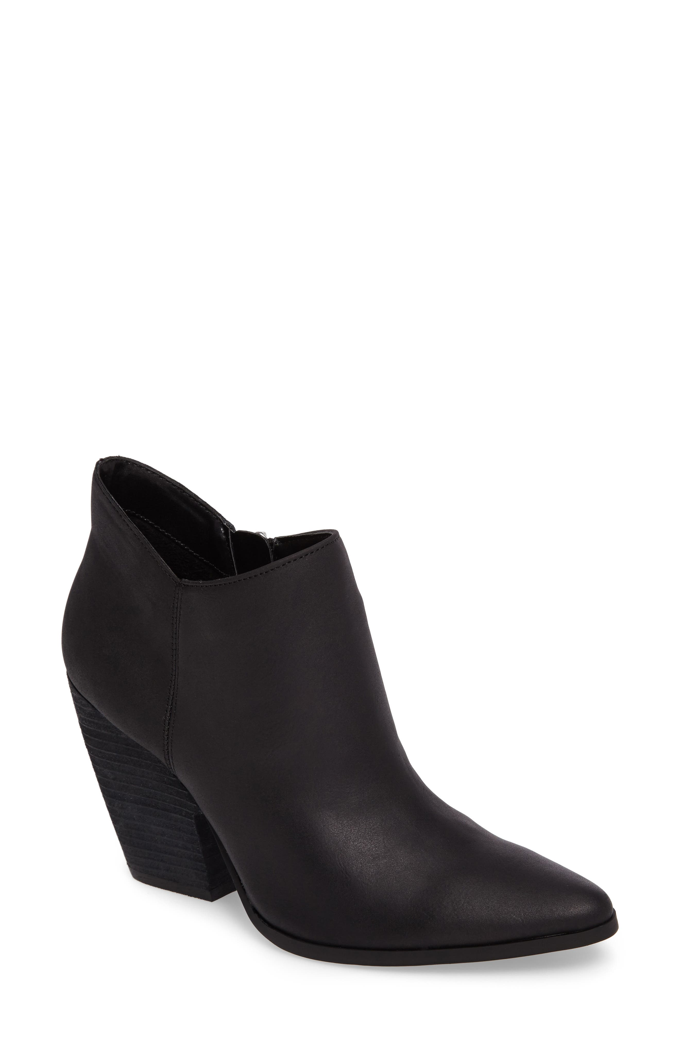Natasha Bootie,                             Main thumbnail 1, color,                             Black