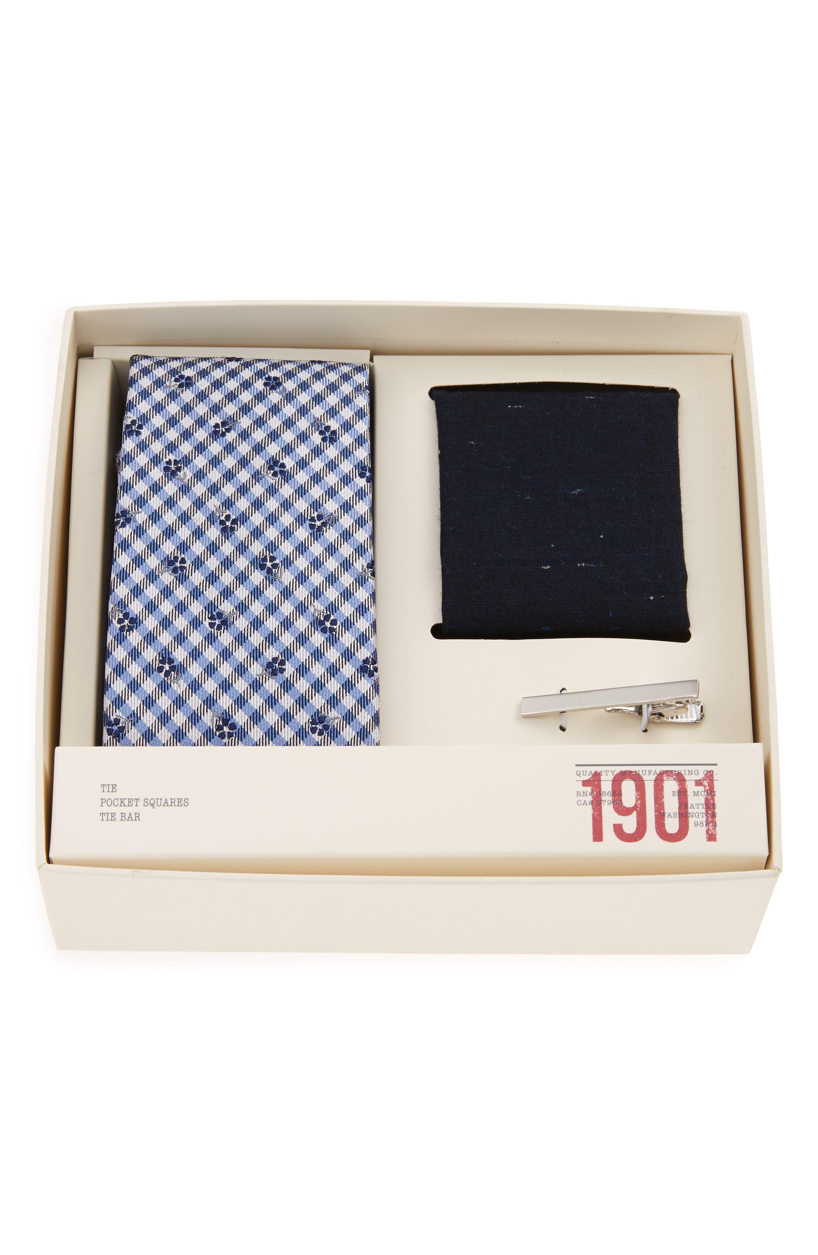 Accessory Box Set,                             Alternate thumbnail 2, color,                             Medium Blue