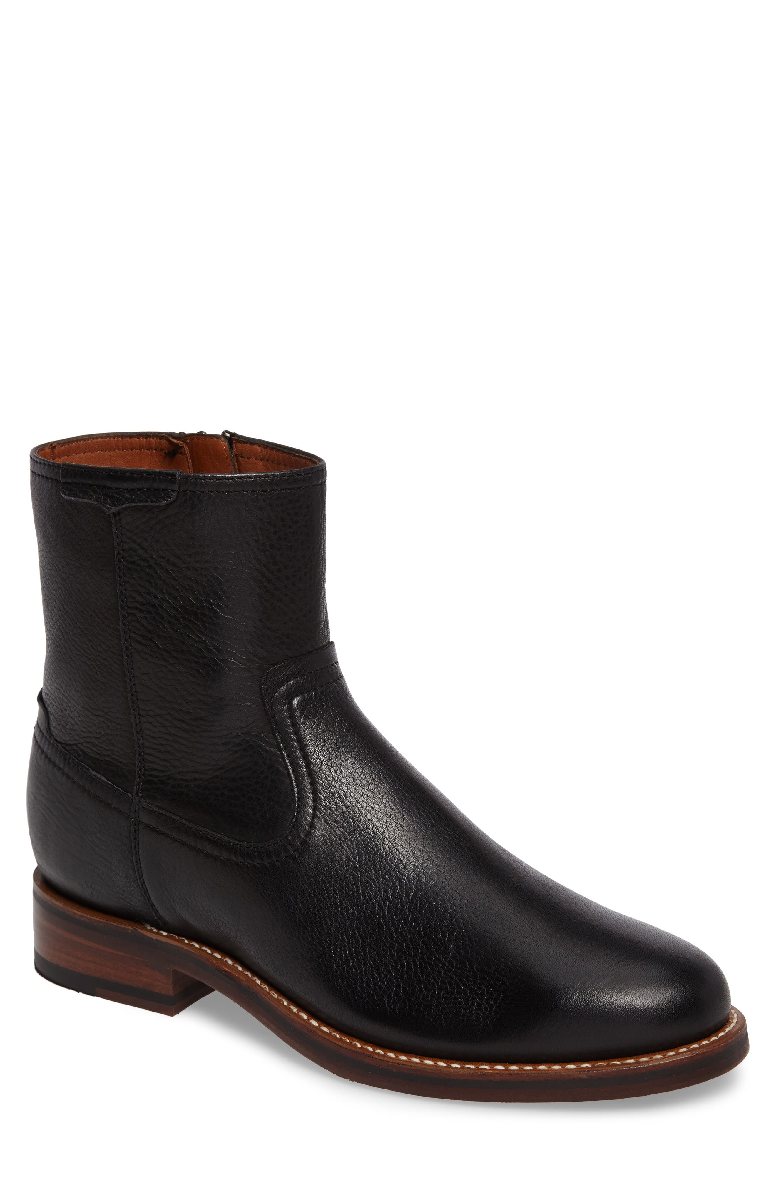Alternate Image 1 Selected - Ariat Santa Fe Mid Zip Boot (Men)