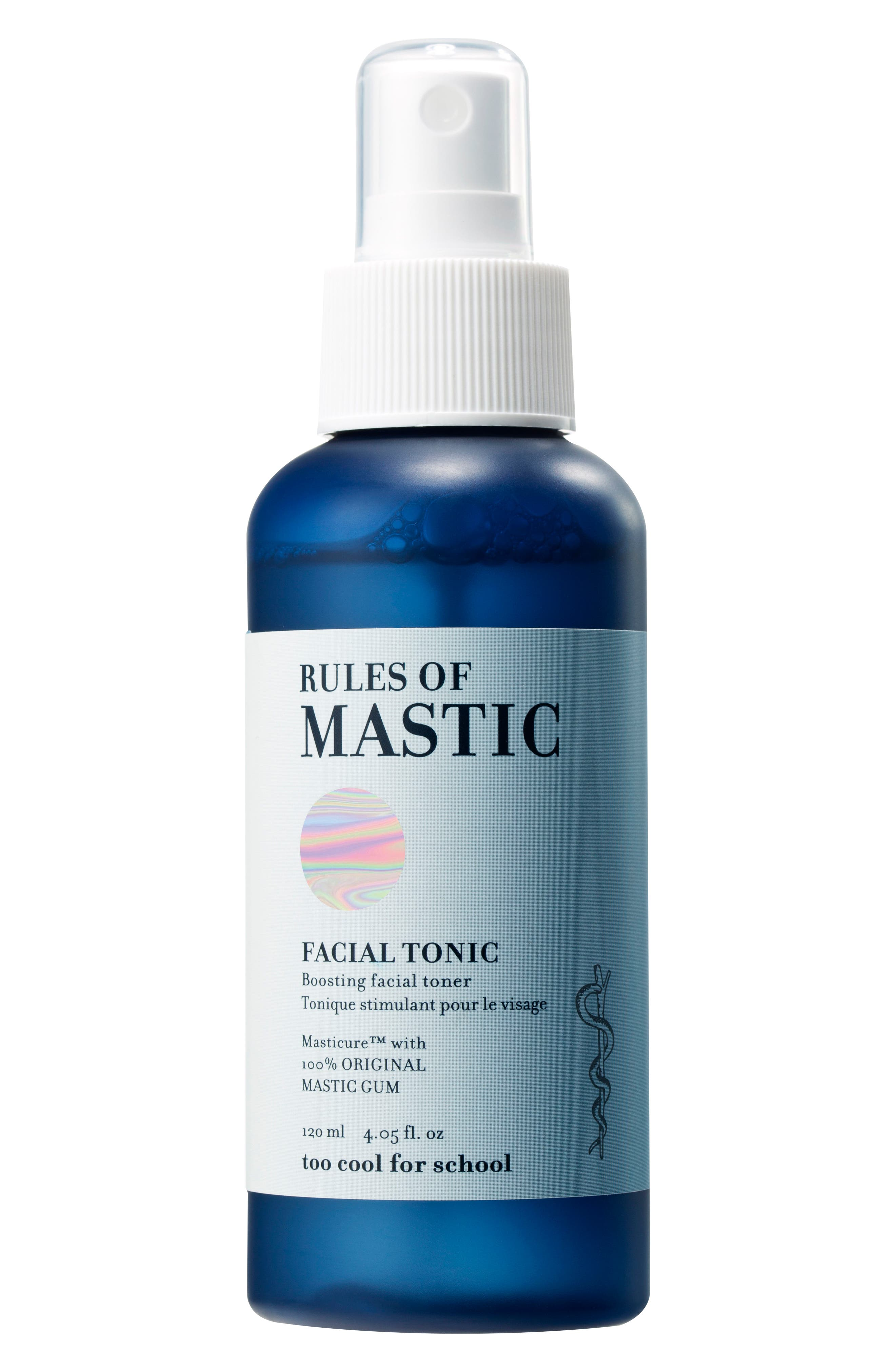 Main Image - Too Cool for School Rules of Mastic Facial Tonic
