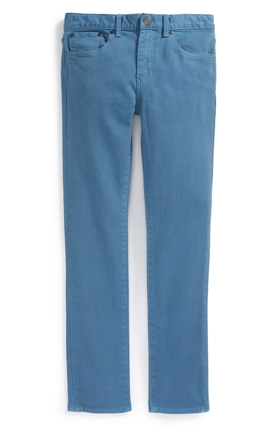 Burberry Skinny Straight Leg Jeans (Little Boys & Big Boys)