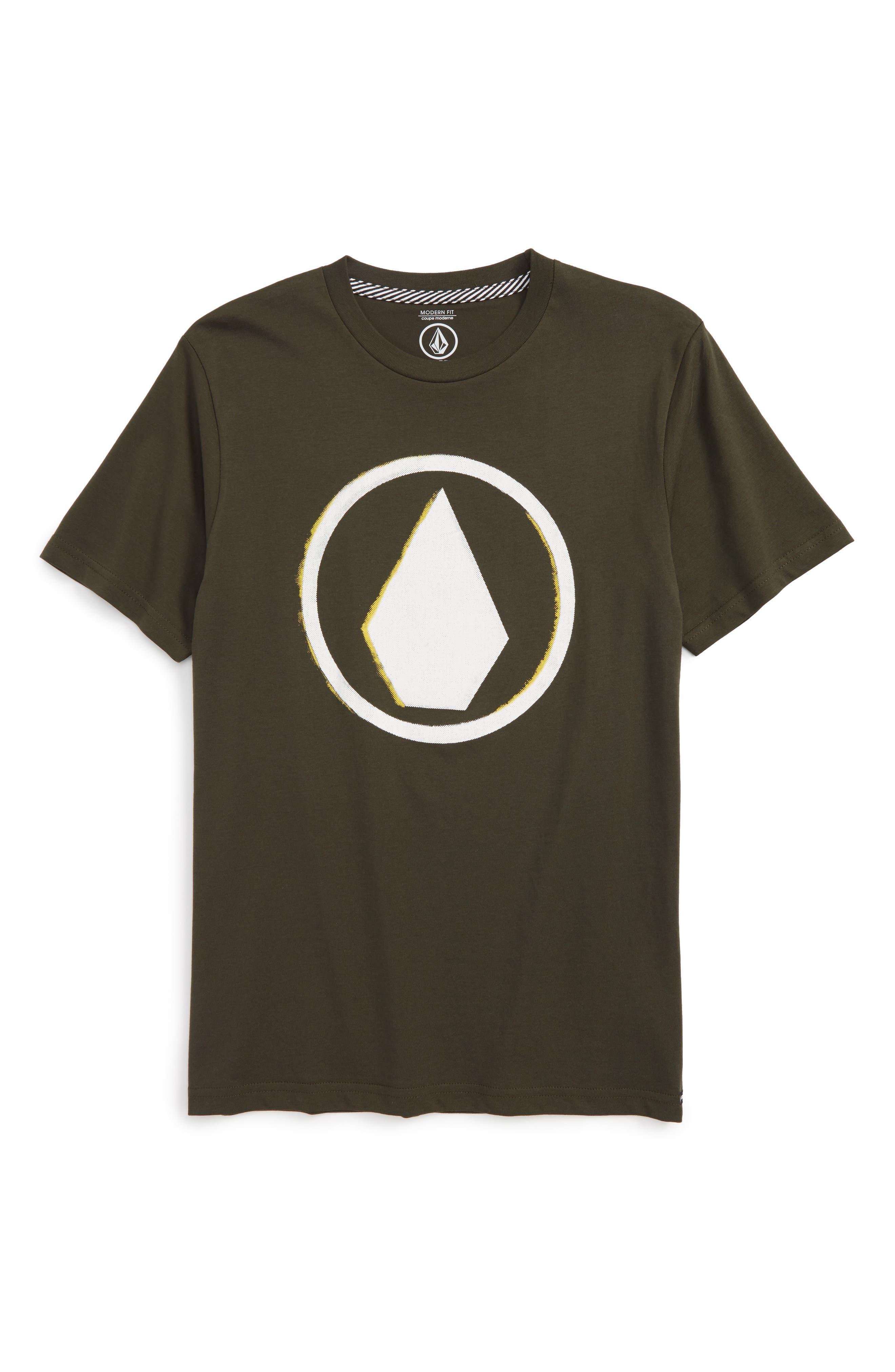 Volcom Burnt Graphic T-Shirt (Big Boys)