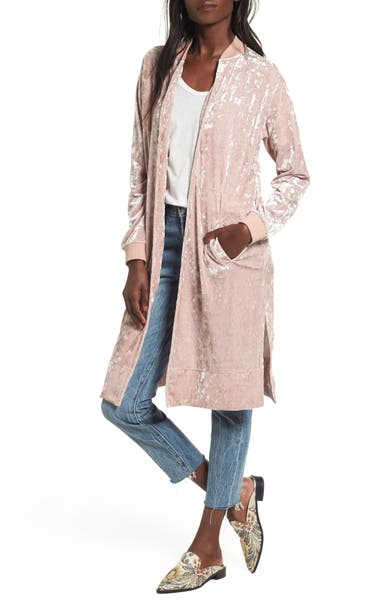 Main Image - BP. Velour Duster
