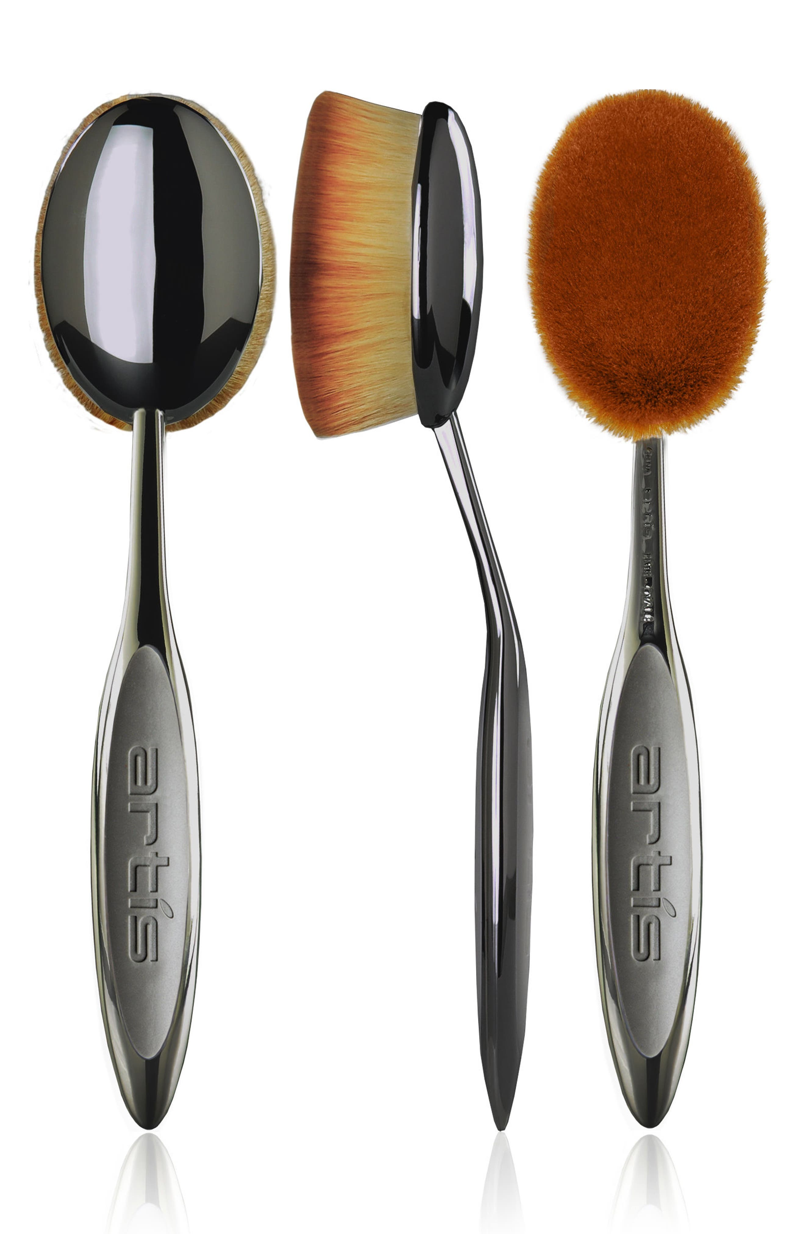 Alternate Image 3  - Artis Elite Smoke Oval 8 Brush
