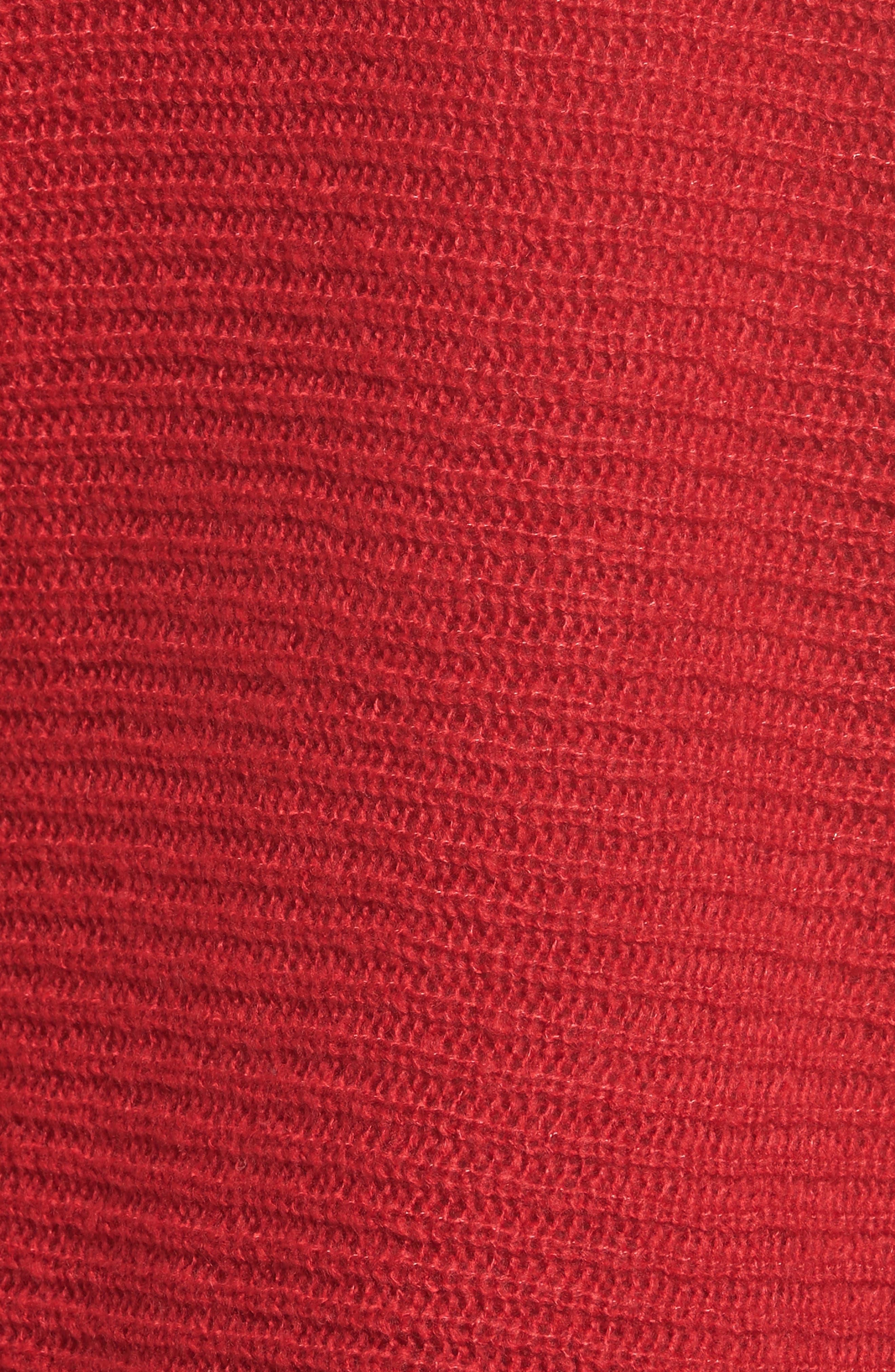 Alternate Image 6  - BP. Flare Sleeve Sweater