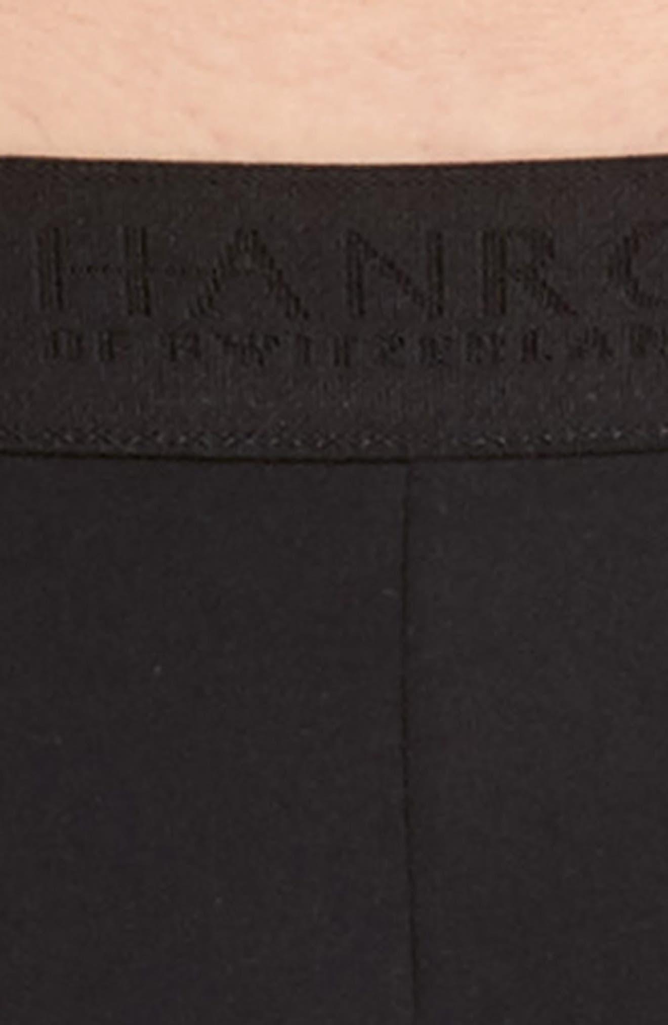 Alternate Image 4  - Hanro Micro Touch Briefs
