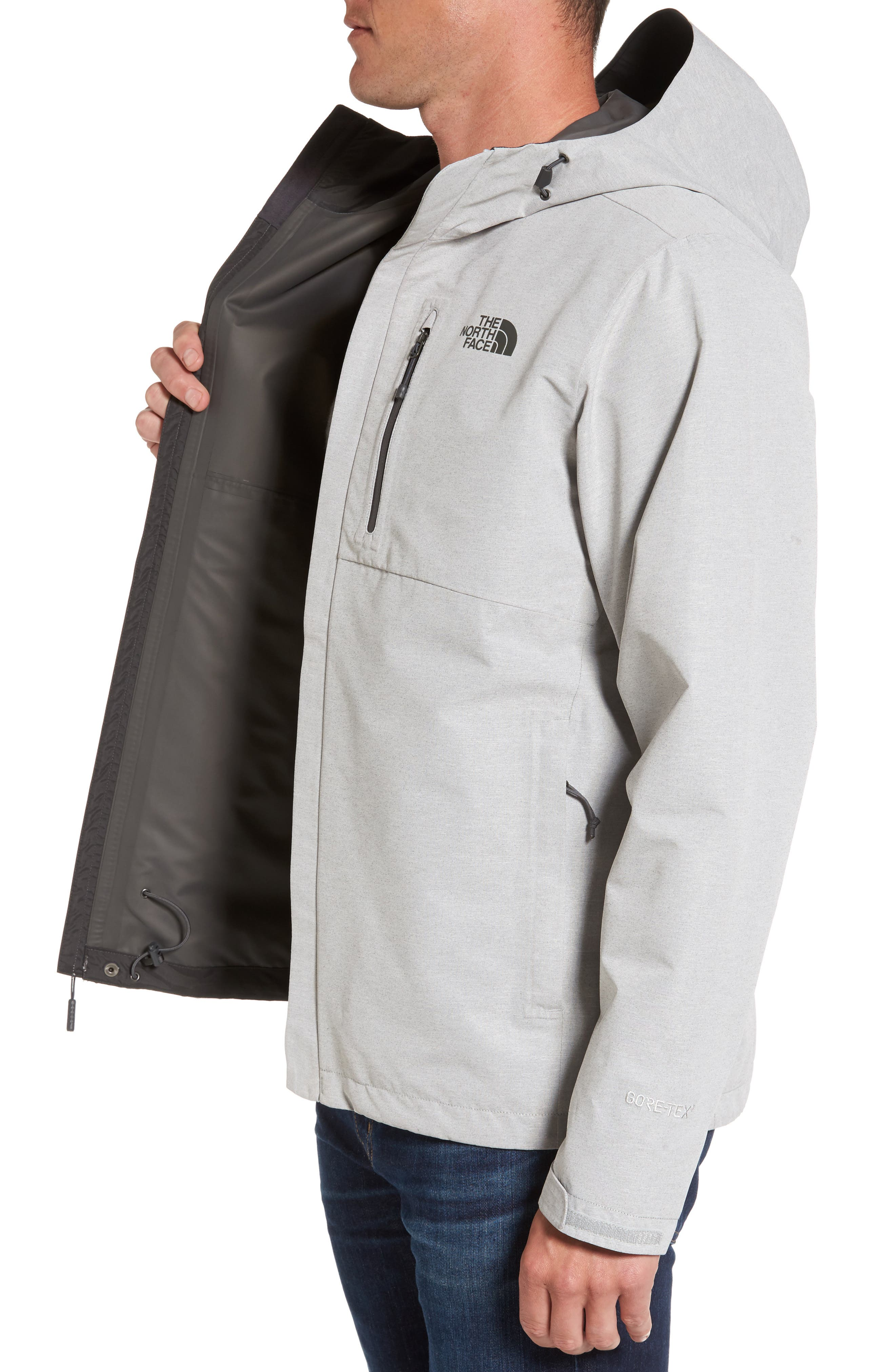Alternate Image 3  - The North Face Dryzzle Gore-Tex® PacLite Hooded Jacket