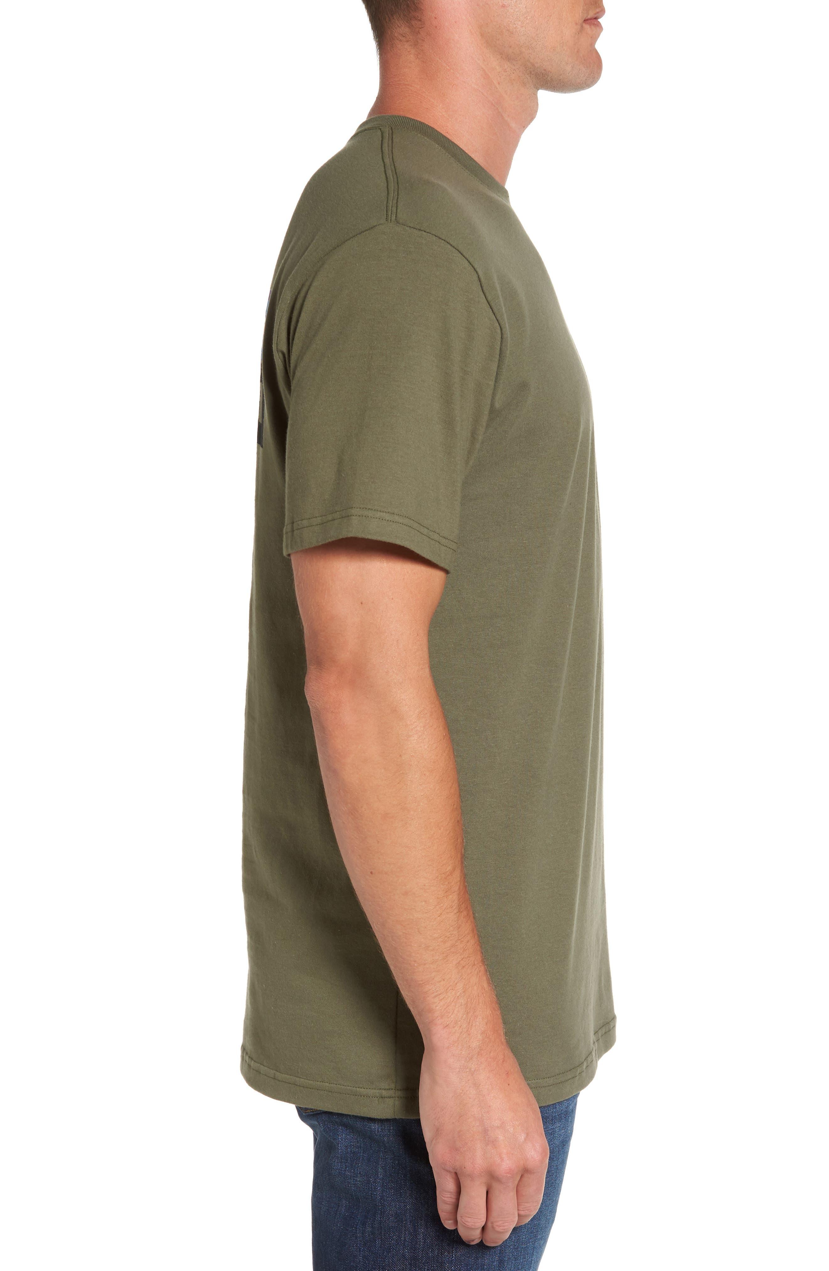 Alternate Image 3  - Patagonia 'P-6 Logo' Organic Cotton T-Shirt