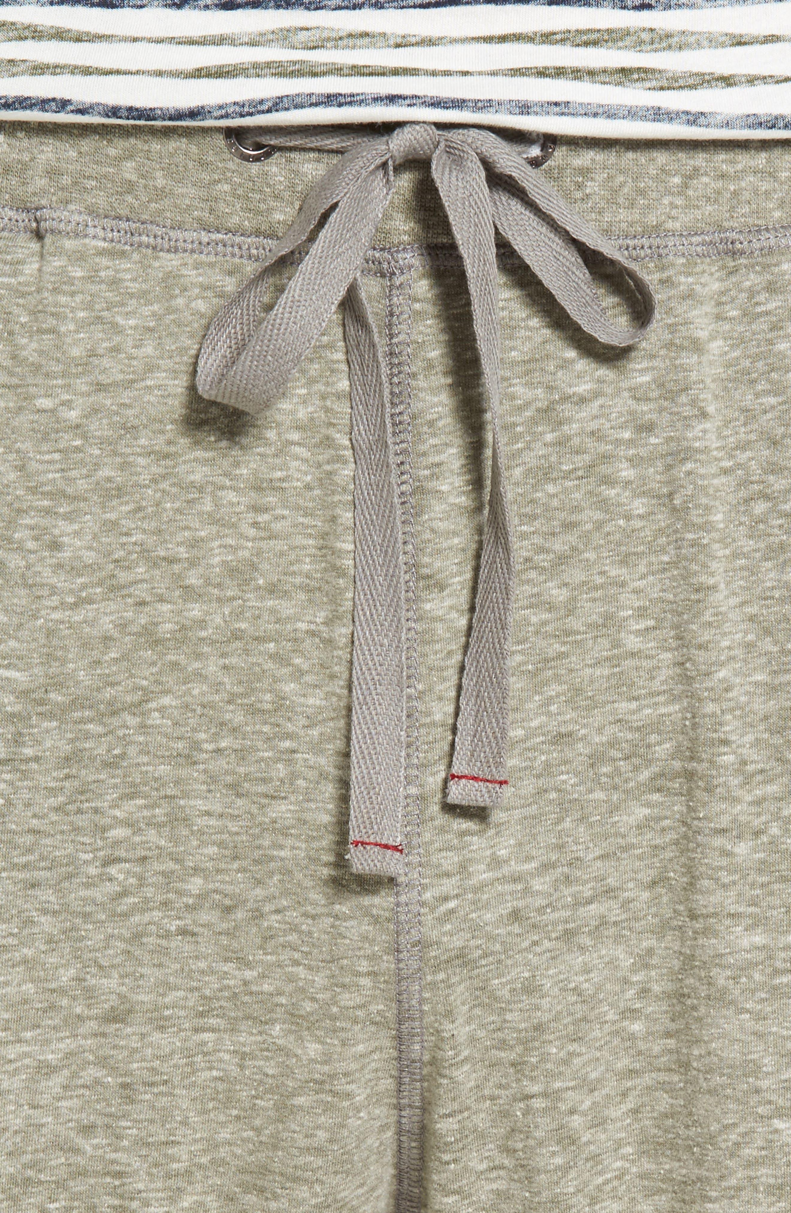 Alternate Image 4  - Daniel Buchler Lounge Pants