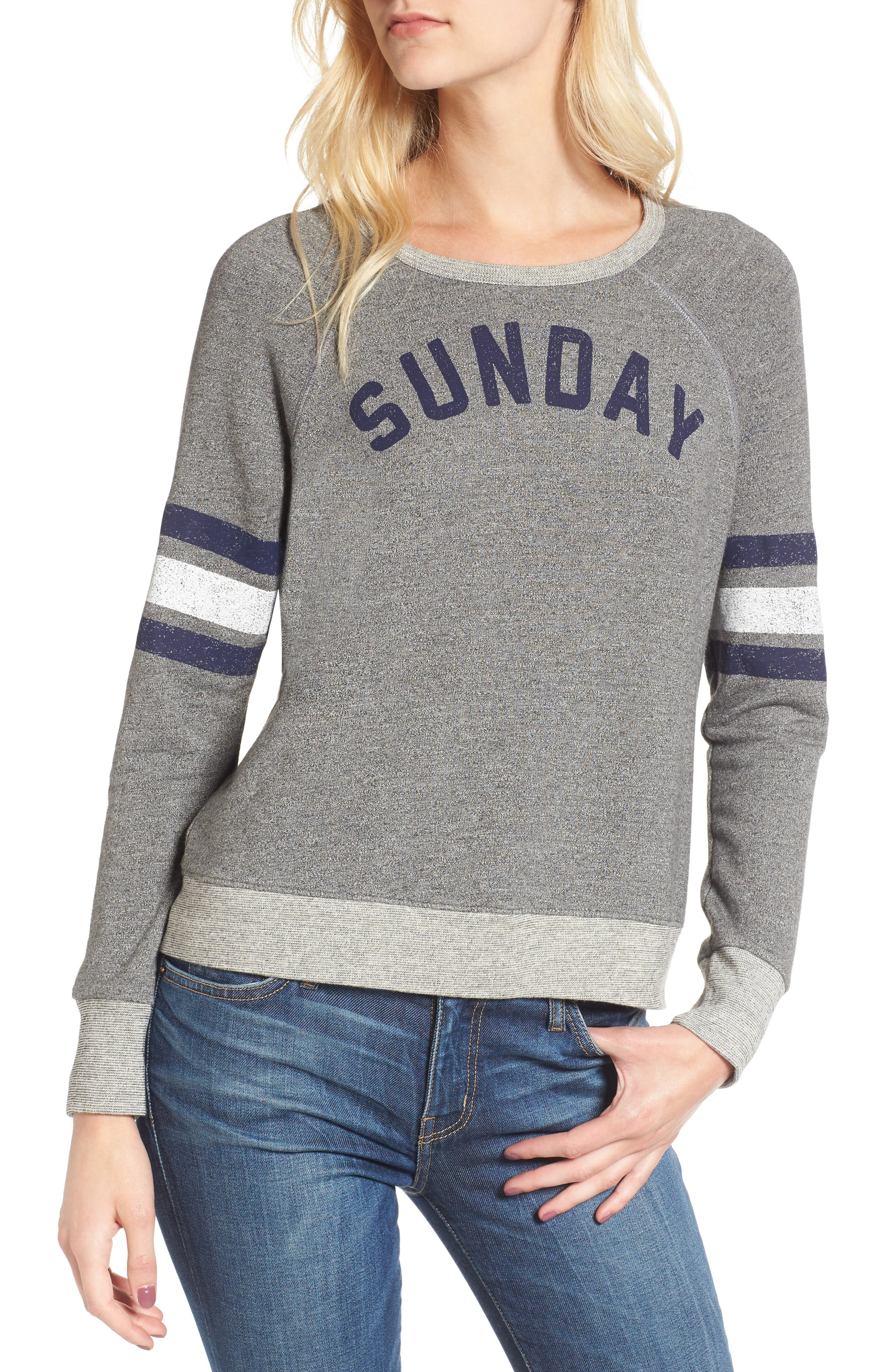 Sundry Sunday Funday Sweatshirt (Nordstrom Exclusive)