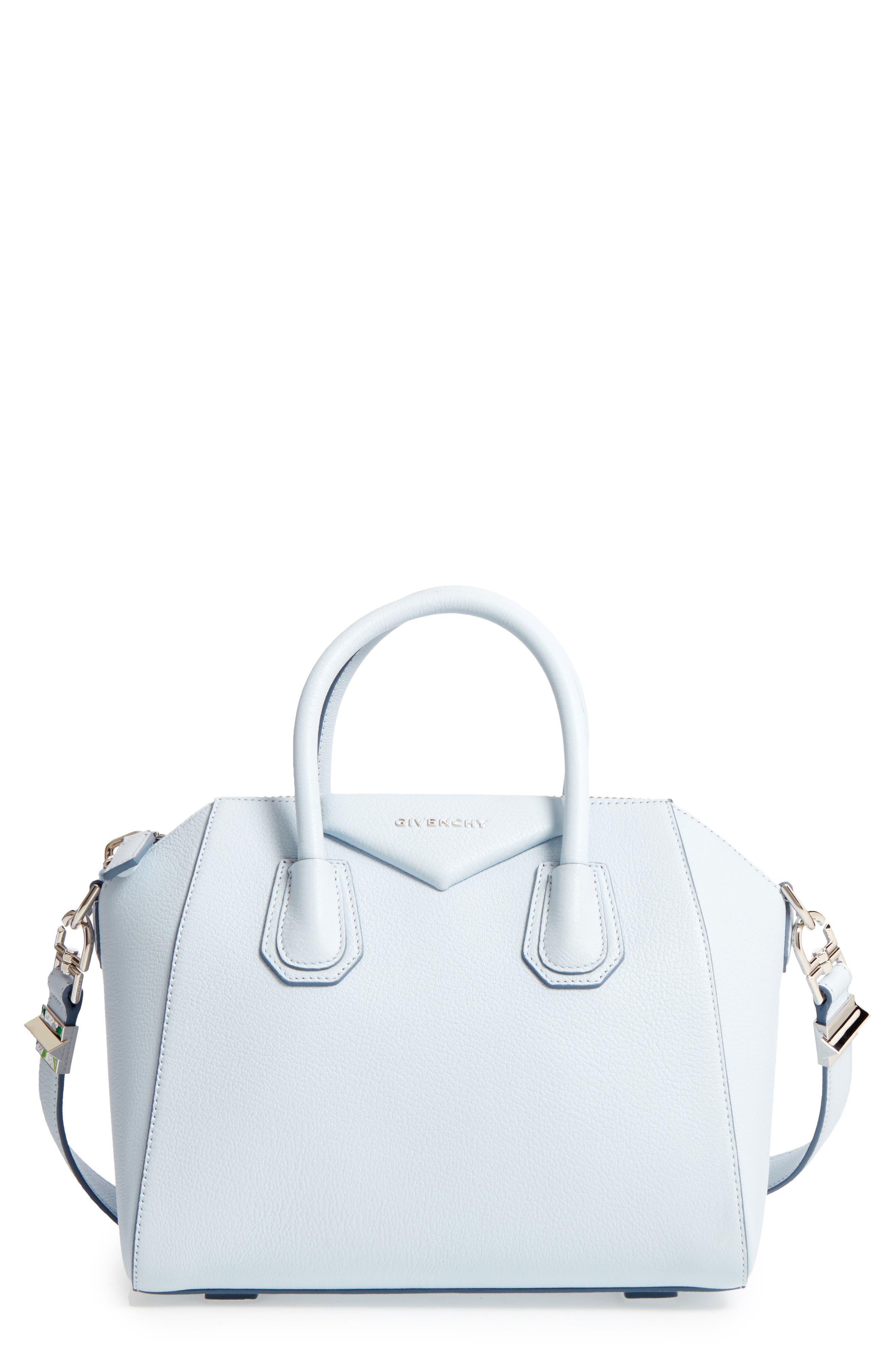 Main Image - Givenchy 'Small Antigona' Leather Satchel