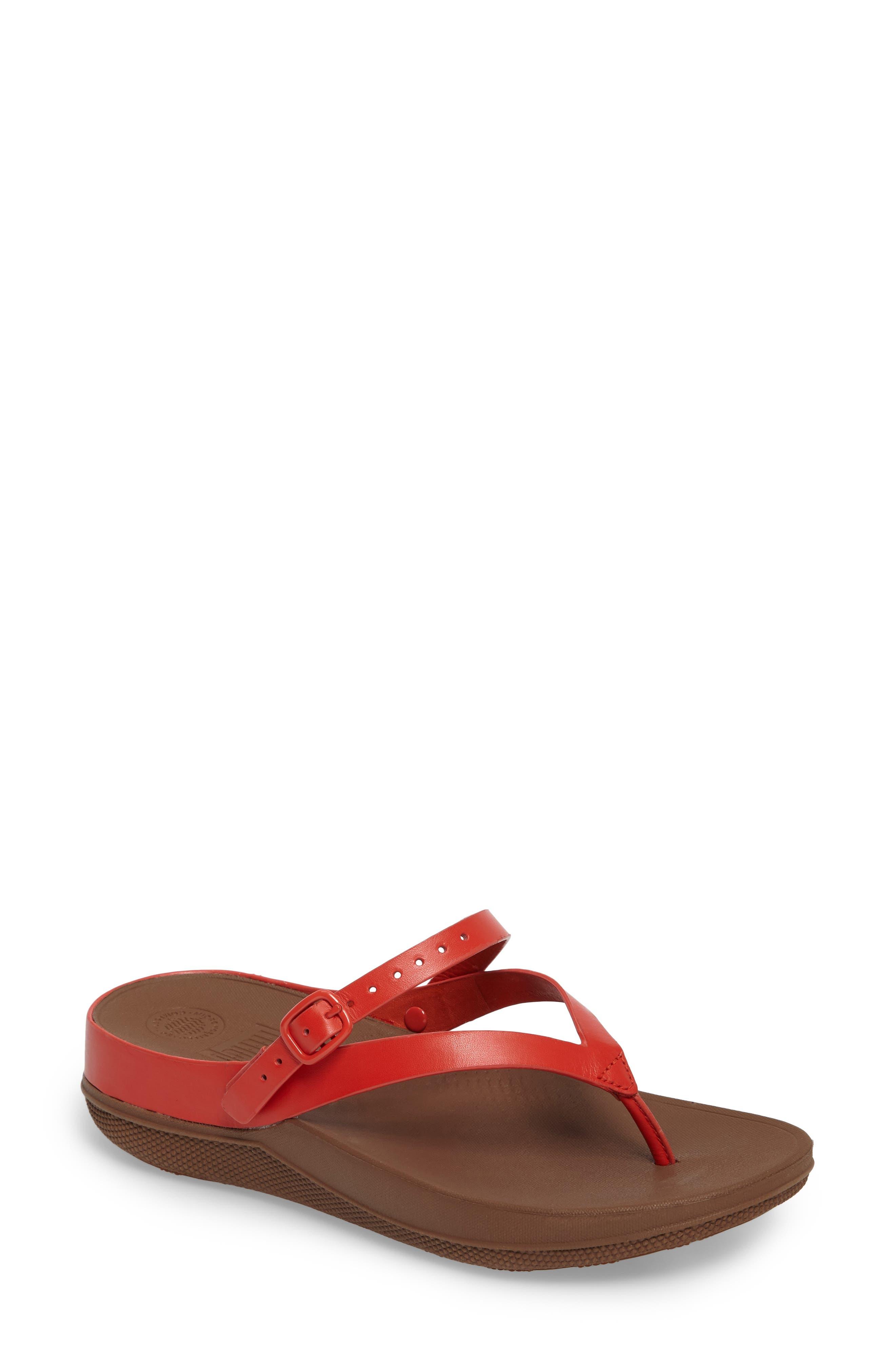 Alternate Image 1 Selected - FitFlop Flip Sandal (Women)