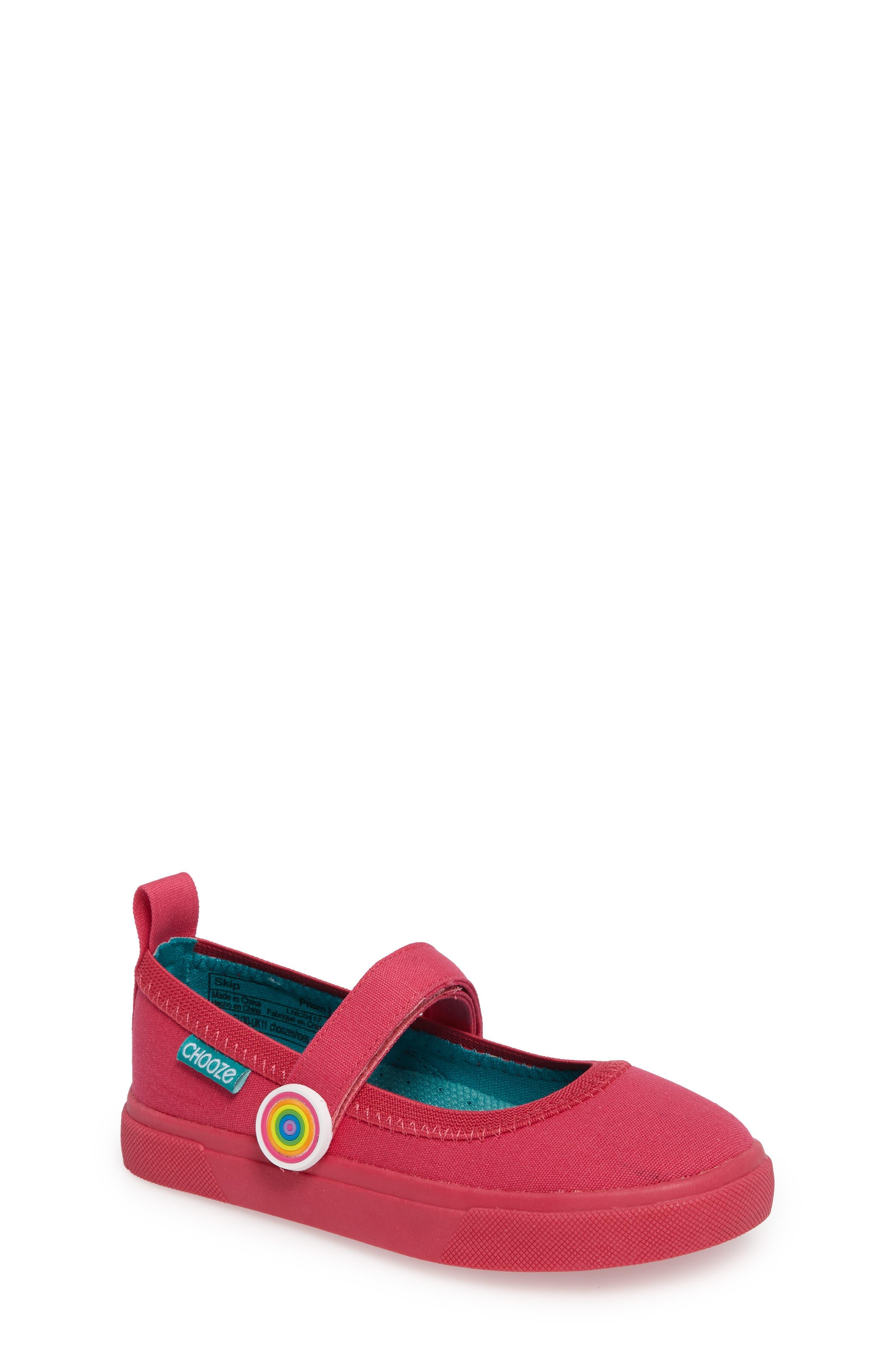 Skip Mary Jane Sneaker,                         Main,                         color, Prism