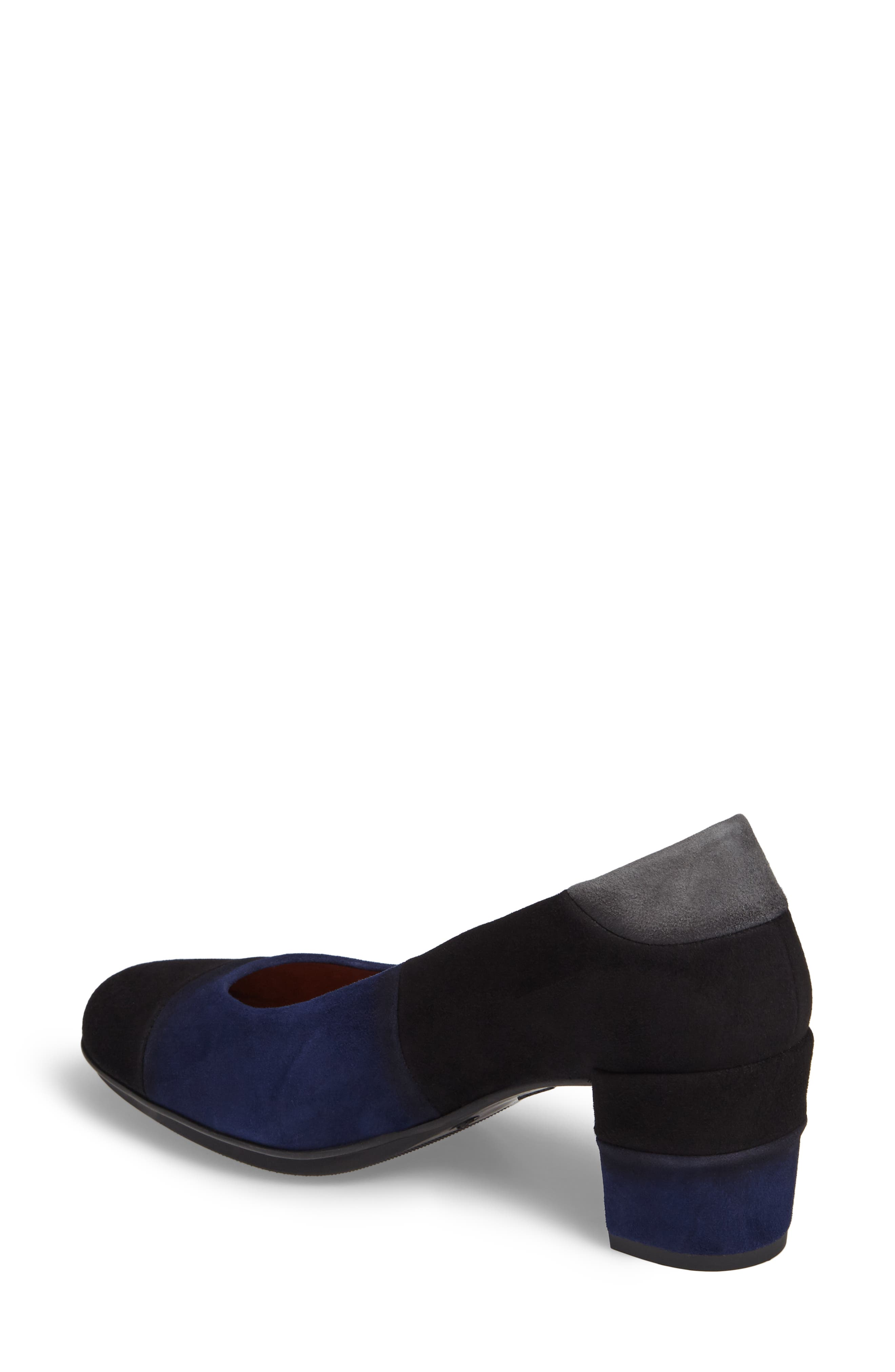 Alternate Image 2  - Hispanitas Sandy Colorblock Pump (Women)
