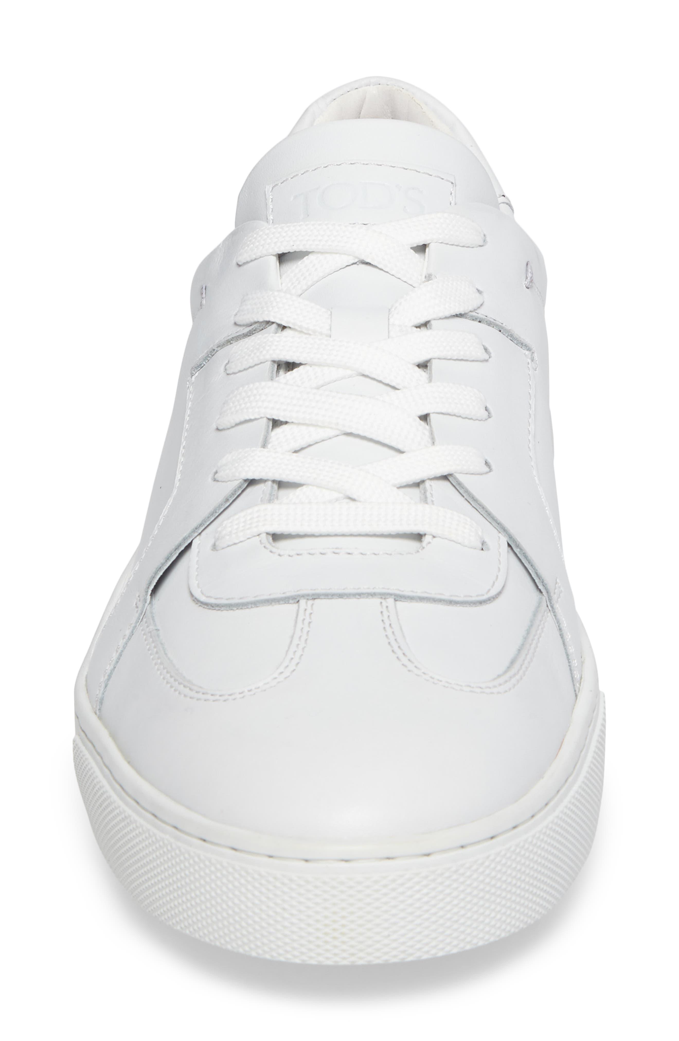 Alternate Image 4  - Tod's Cassetta Leather Sneaker (Men)