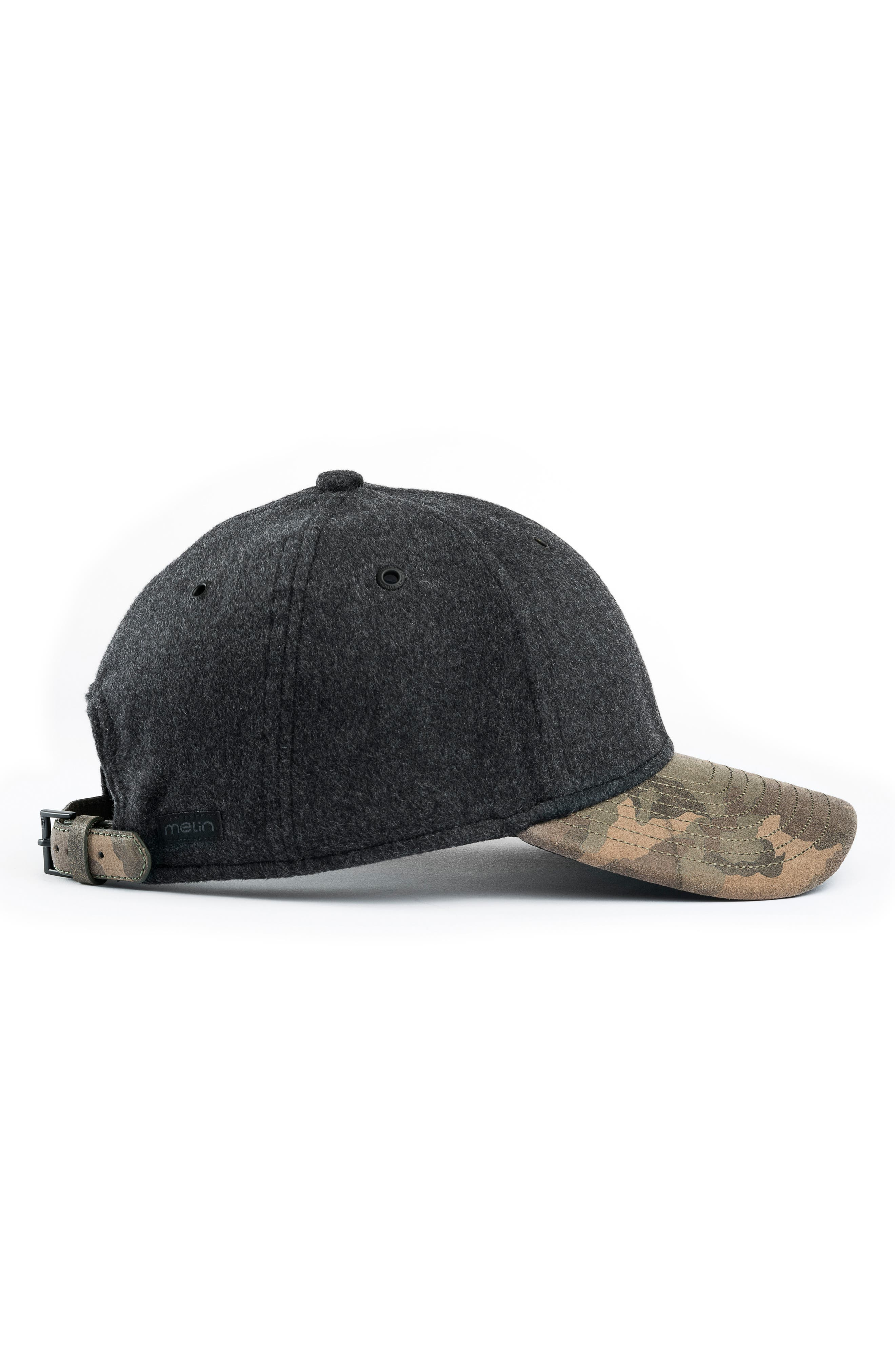 Maverick Ball Cap,                             Alternate thumbnail 5, color,                             Dark Charcoal