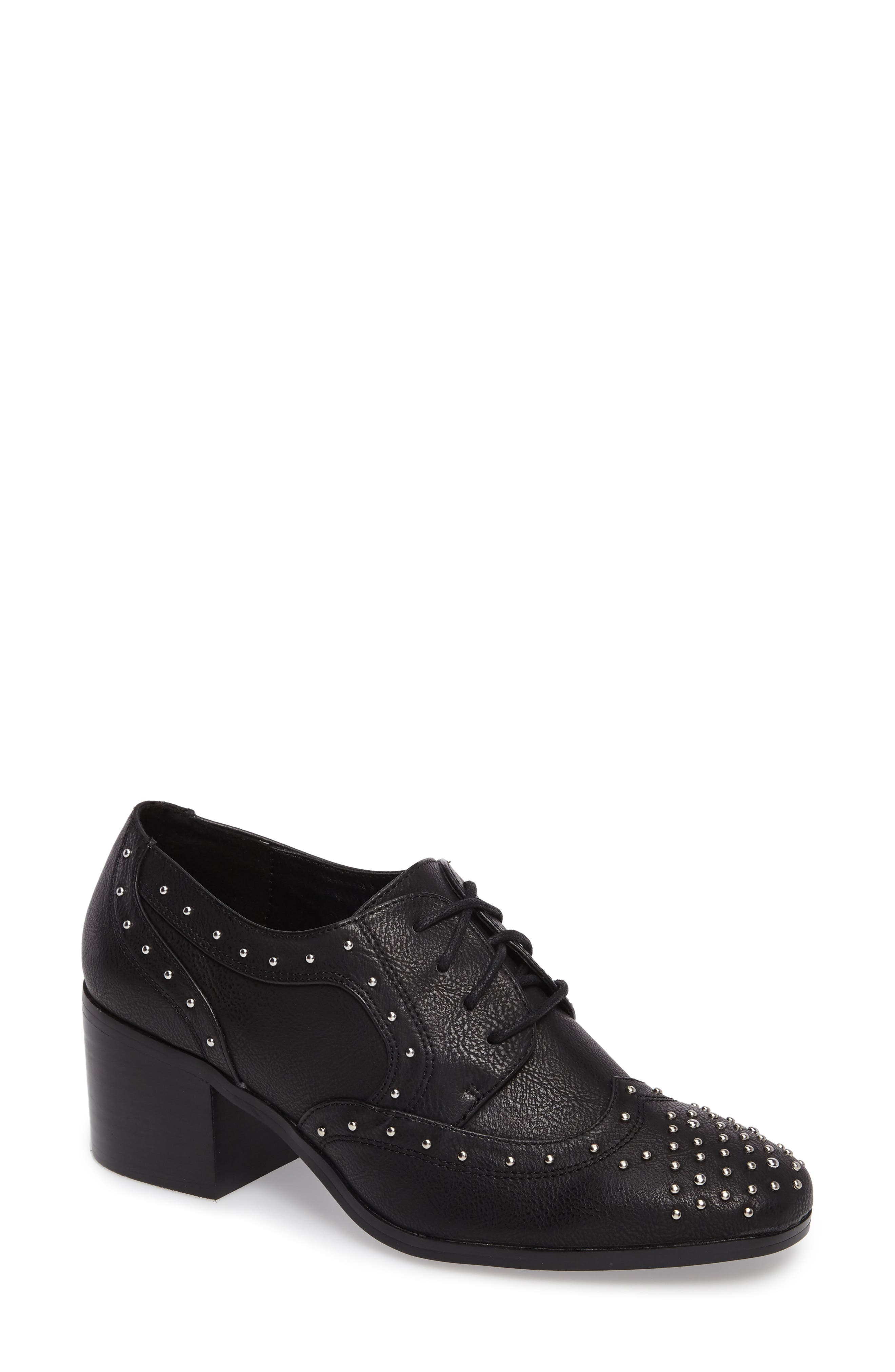 Main Image - Coconuts by Matisse Fleur Studded Oxford Pump (Women)