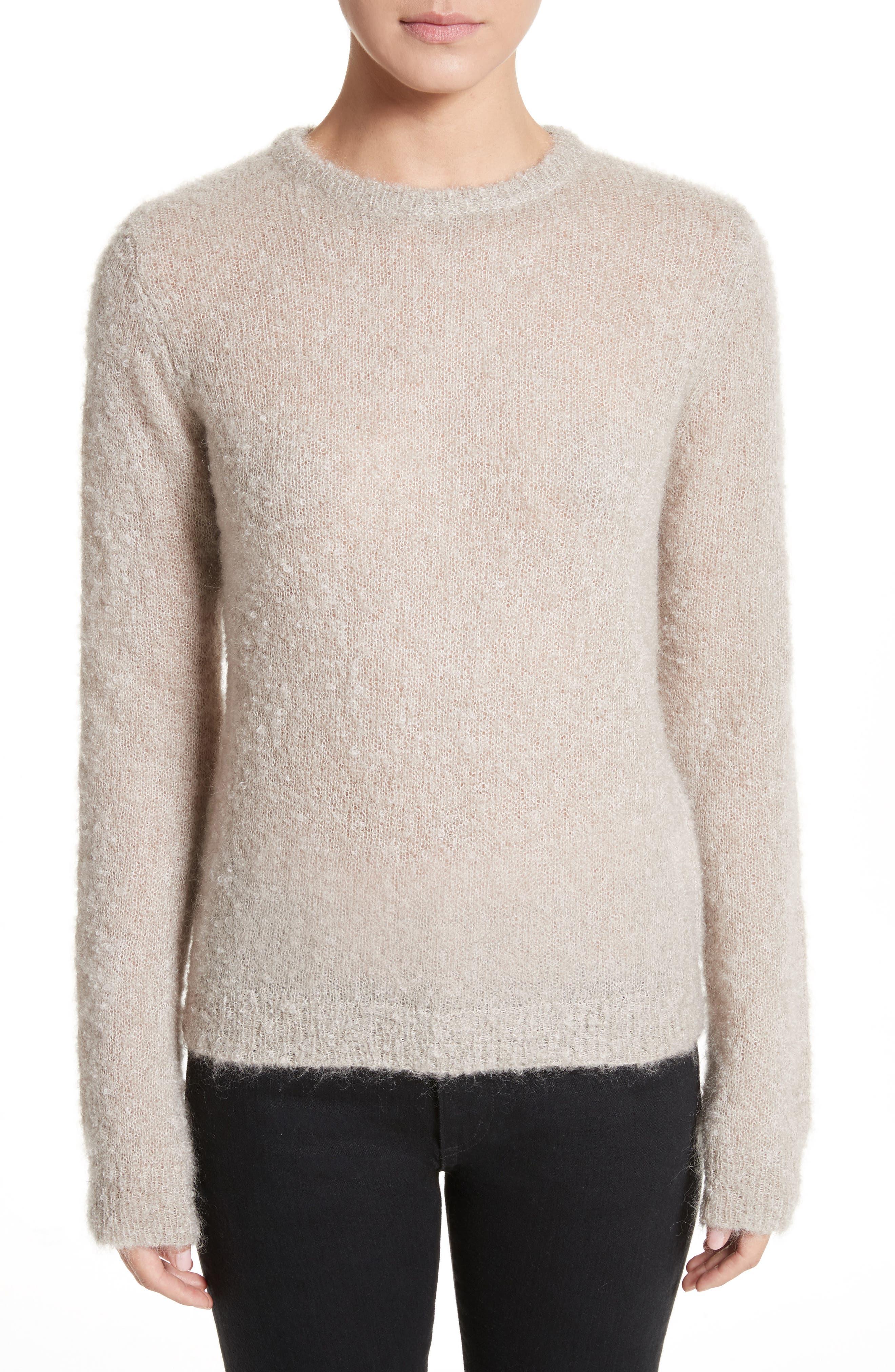 Alternate Image 1 Selected - Simon Miller Tatum Mohair & Silk Sweater