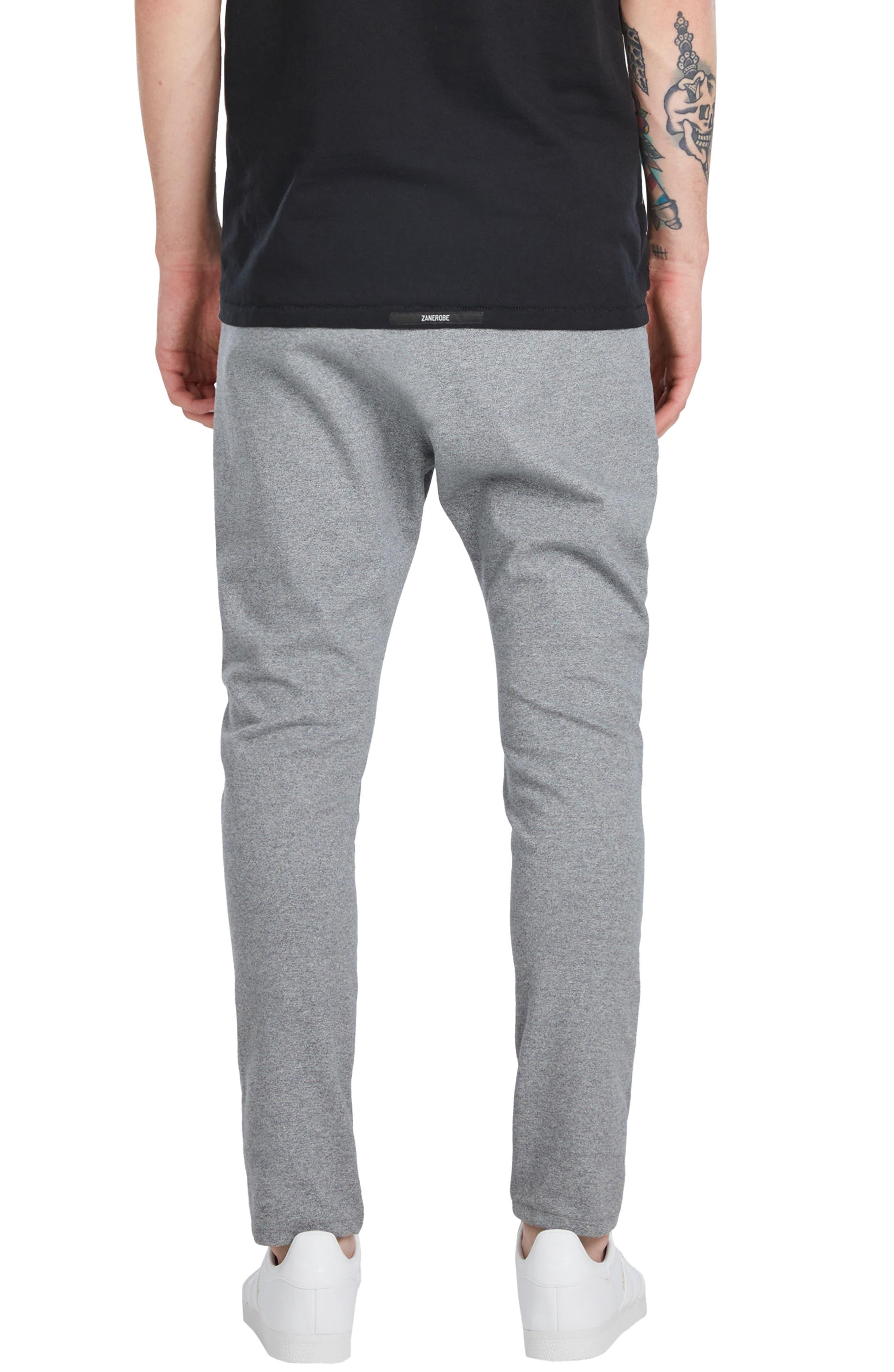 Alternate Image 6  - ZANEROBE 'Cling Ponte' Jogger Pants