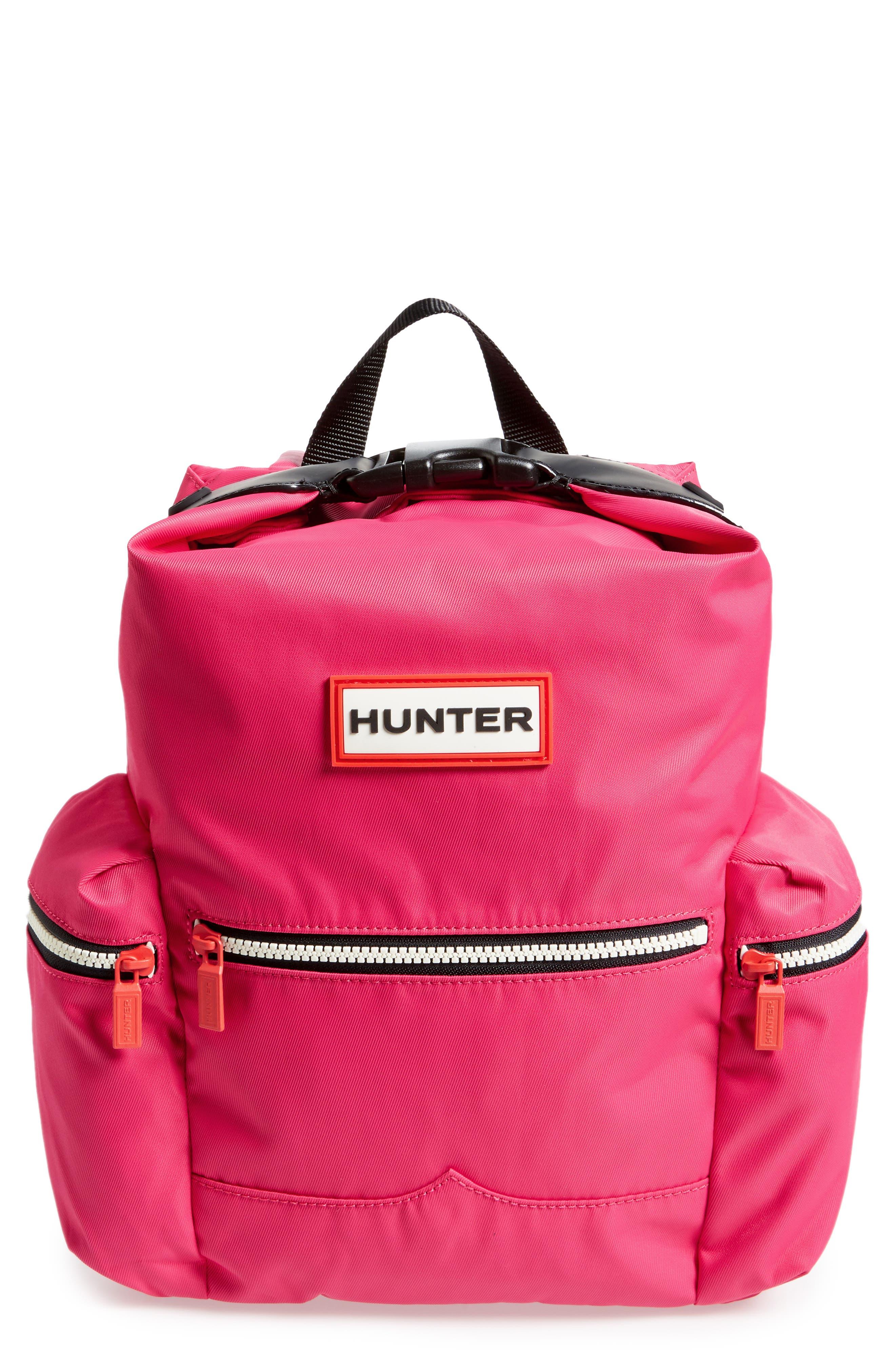 HUNTER Original Mini Top Clip Nylon Backpack