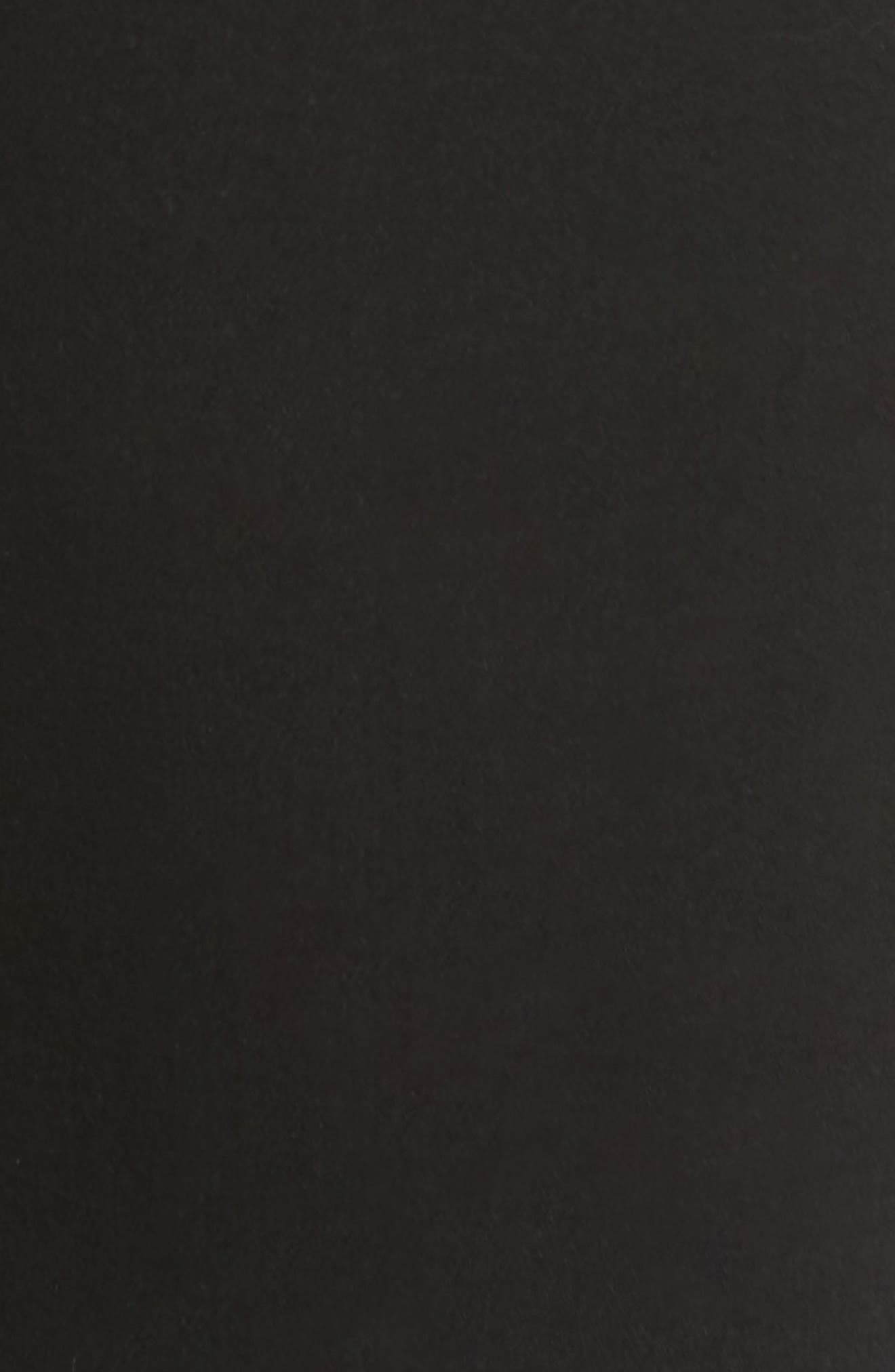 Alternate Image 5  - PAIGE Transcend - Manhattan Bootcut Jeans (Black Shadow)