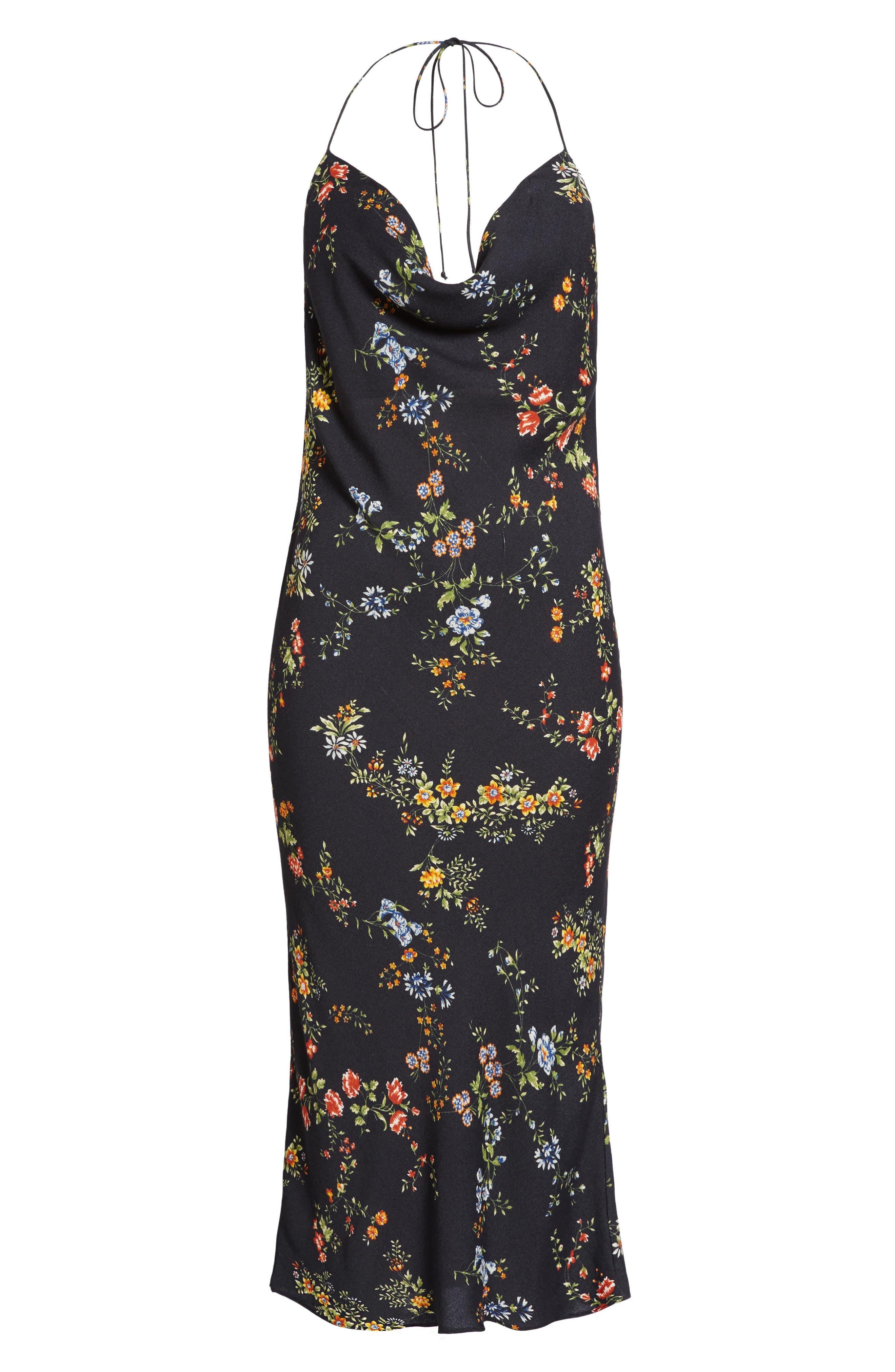 Alternate Image 6  - AFRM Rowland Midi Dress