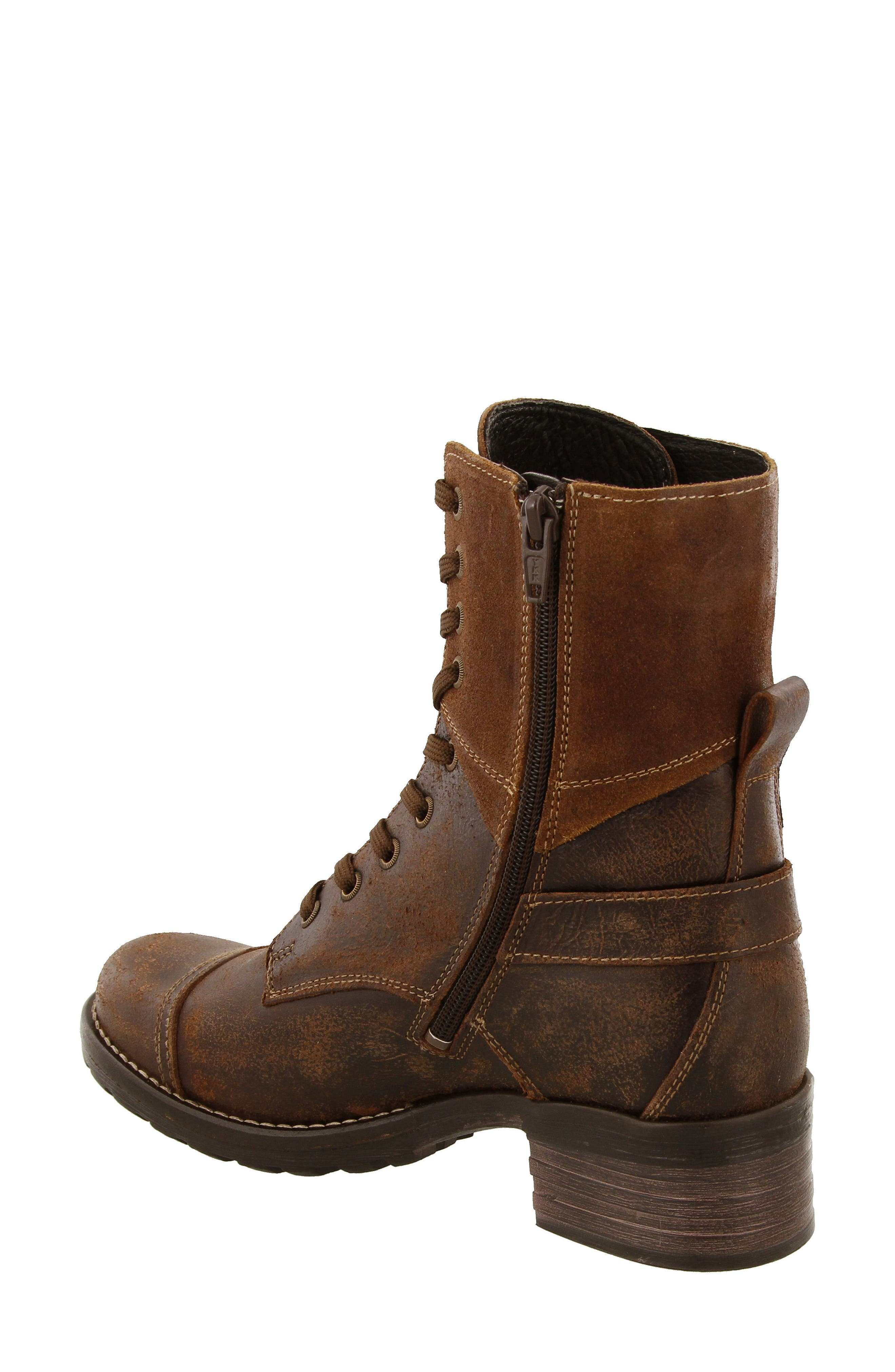 Crave Boot,                             Alternate thumbnail 2, color,                             Brown Leather