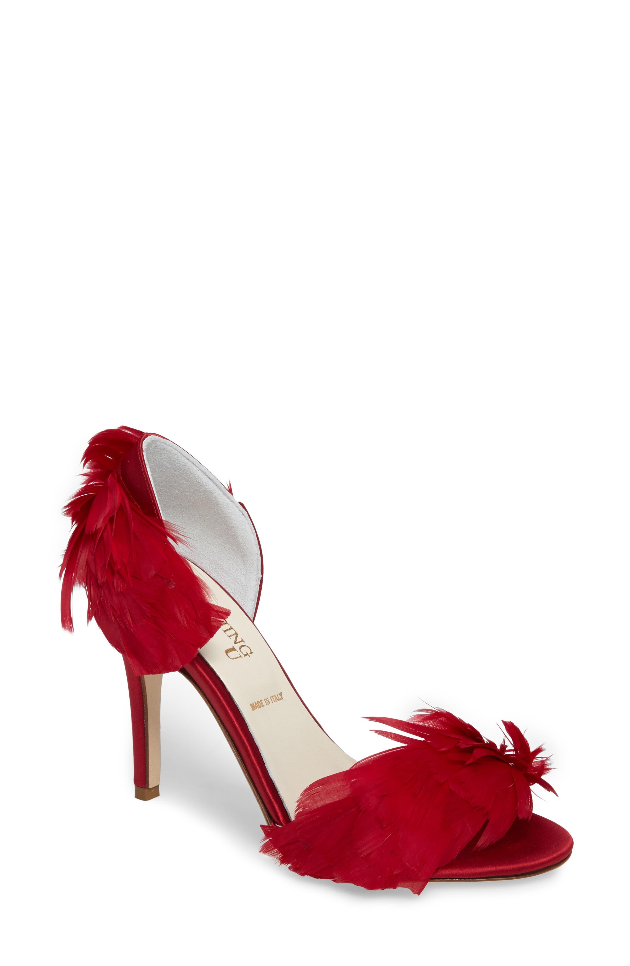 Something Bleu Hammond dOrsay Sandal (Women)