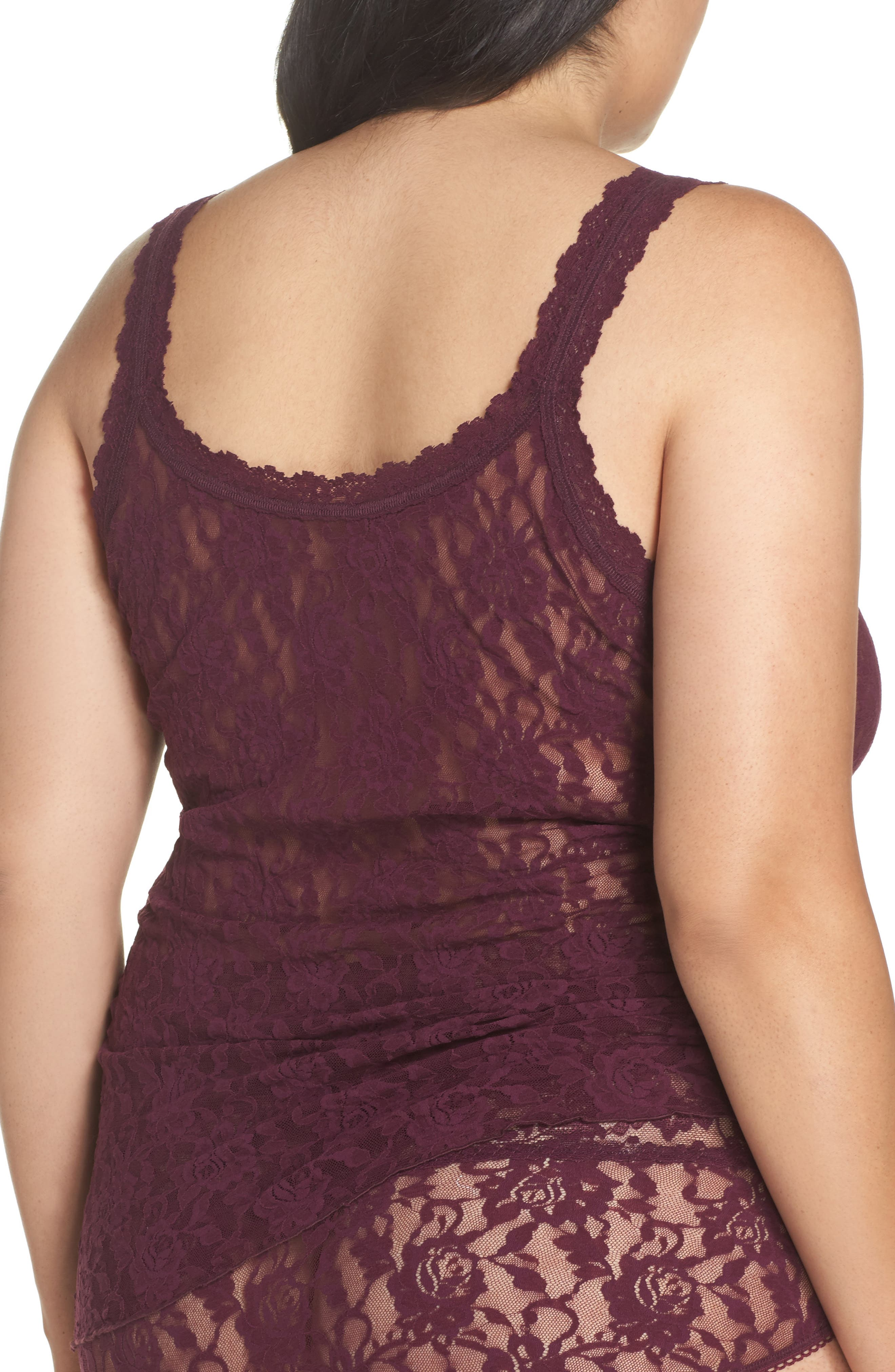 Alternate Image 2  - Hanky Panky 'Signature' Lace Camisole (Plus Size)