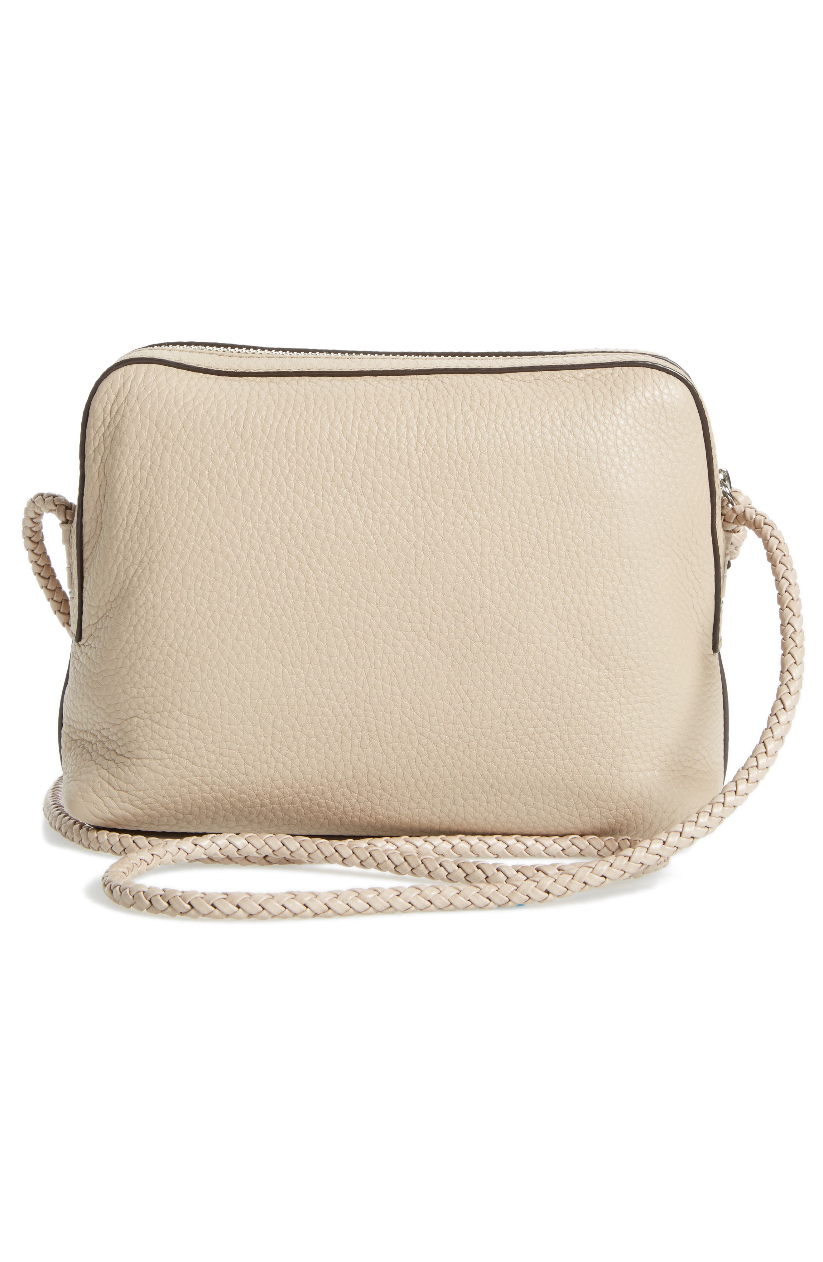Alternate Image 3  - Tory Burch Taylor Leather Camera Bag