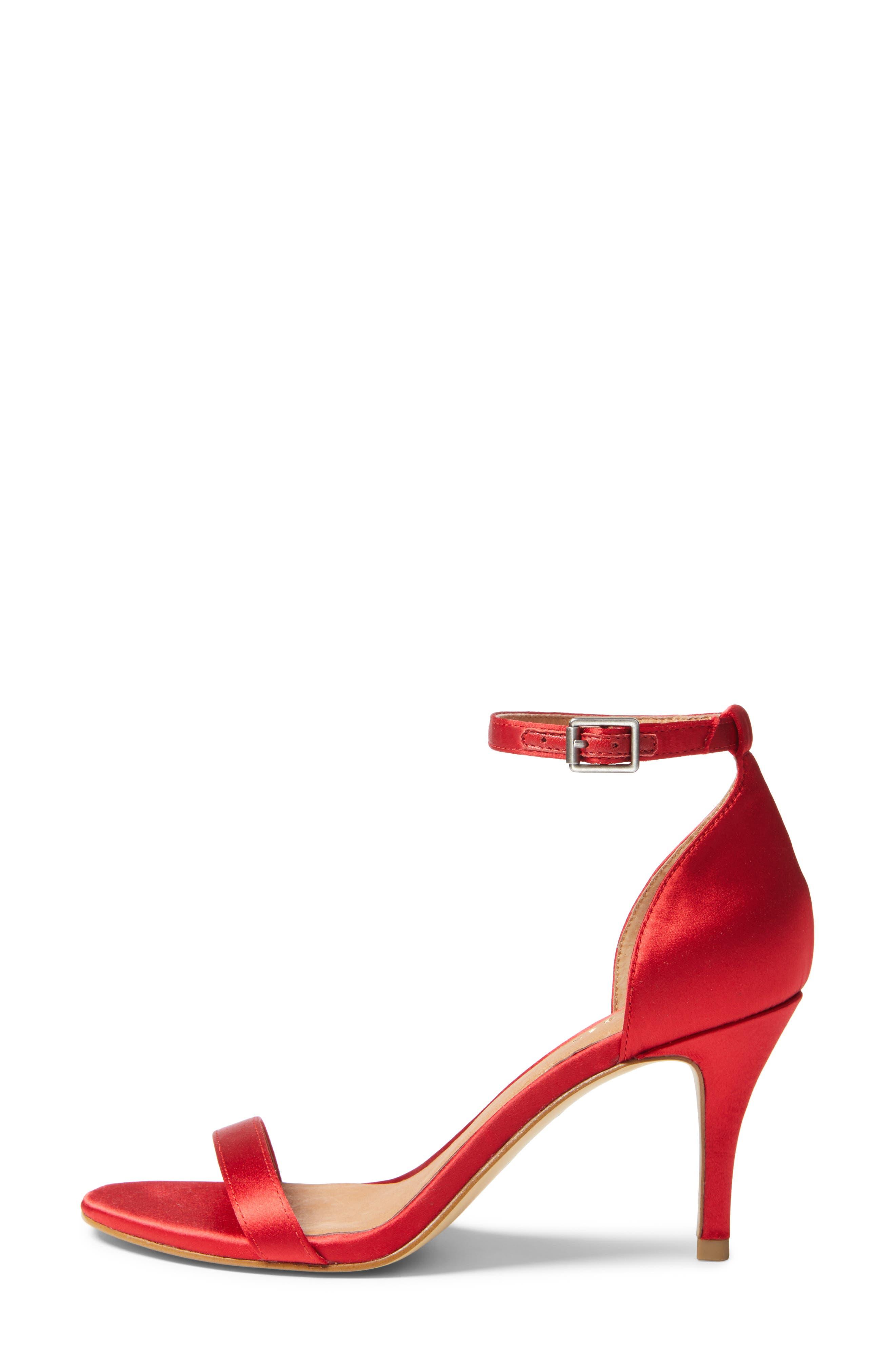 Alternate Image 3  - Halogen® Audrey Ankle Strap Sandal (Women)