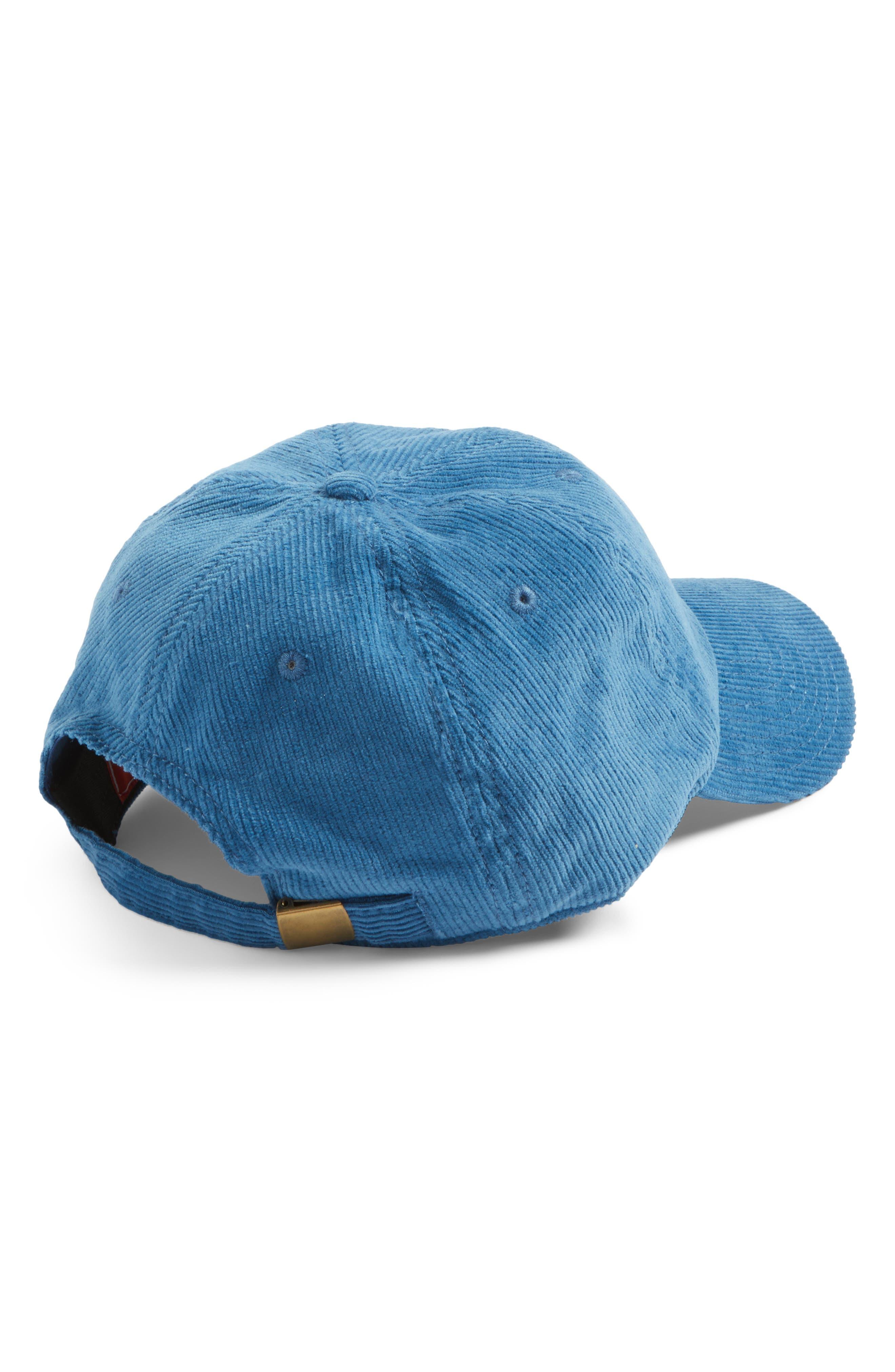 Alternate Image 2  - American Needle Corduroy Baseball Cap